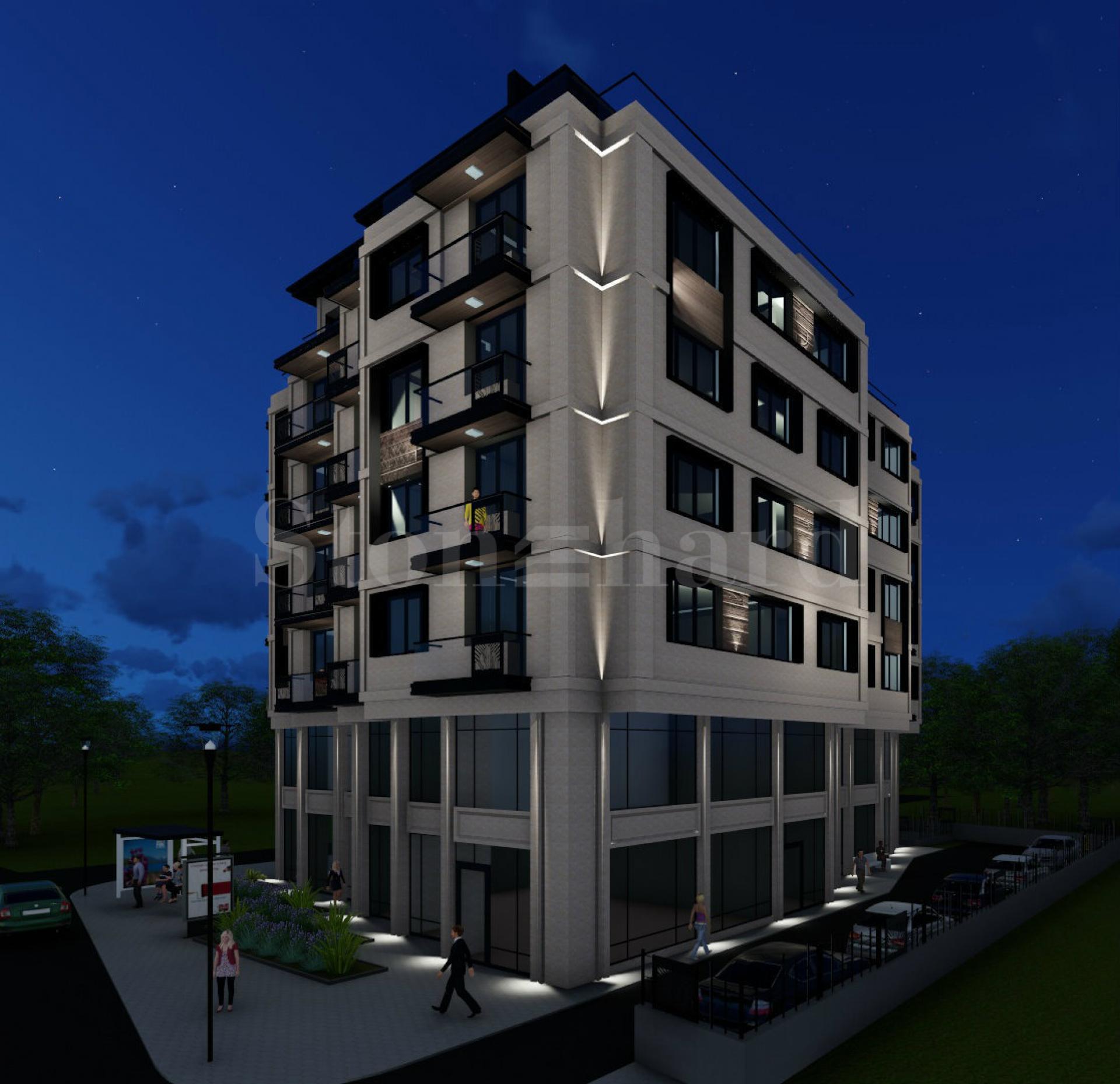 Апартаменти и търговски площи в предпочитан квартал2 - Stonehard