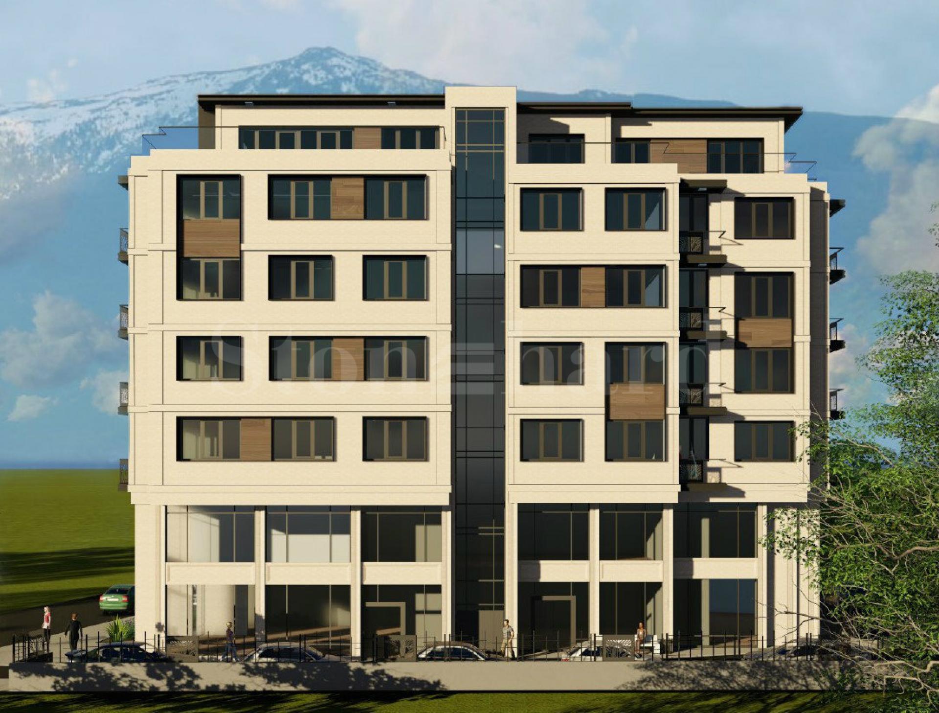 Апартаменти и търговски площи в предпочитан квартал1 - Stonehard