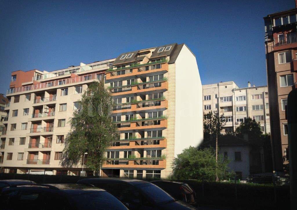 Бутикова сграда с различен тип апаратменти, ж.к.