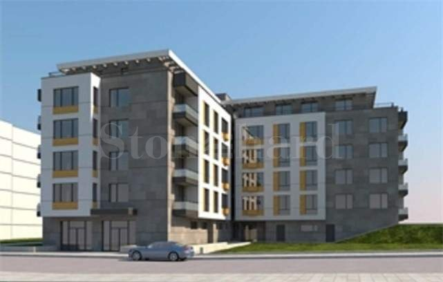 New building with apartments in Lyulin 9 District 1 - Stonehard