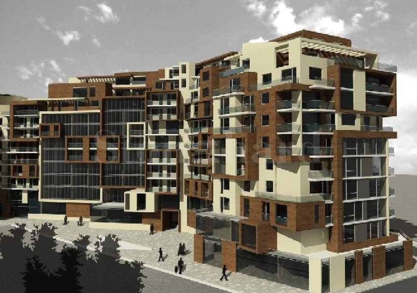 Жилищен комплекс с апартаменти близо до шопинг център The Mall1 - Stonehard