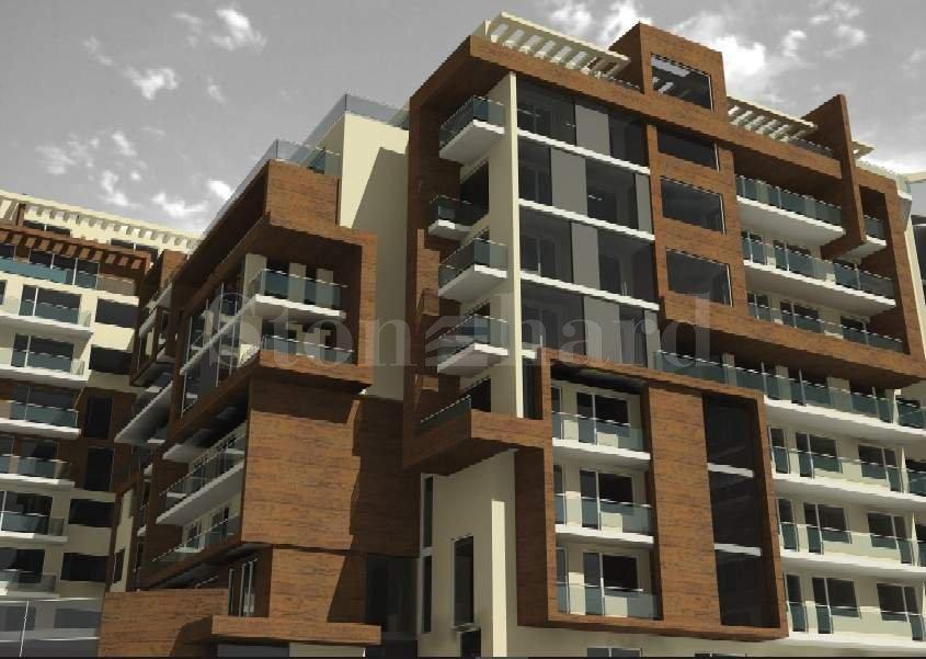 Жилищен комплекс с апартаменти близо до шопинг център The Mall2 - Stonehard