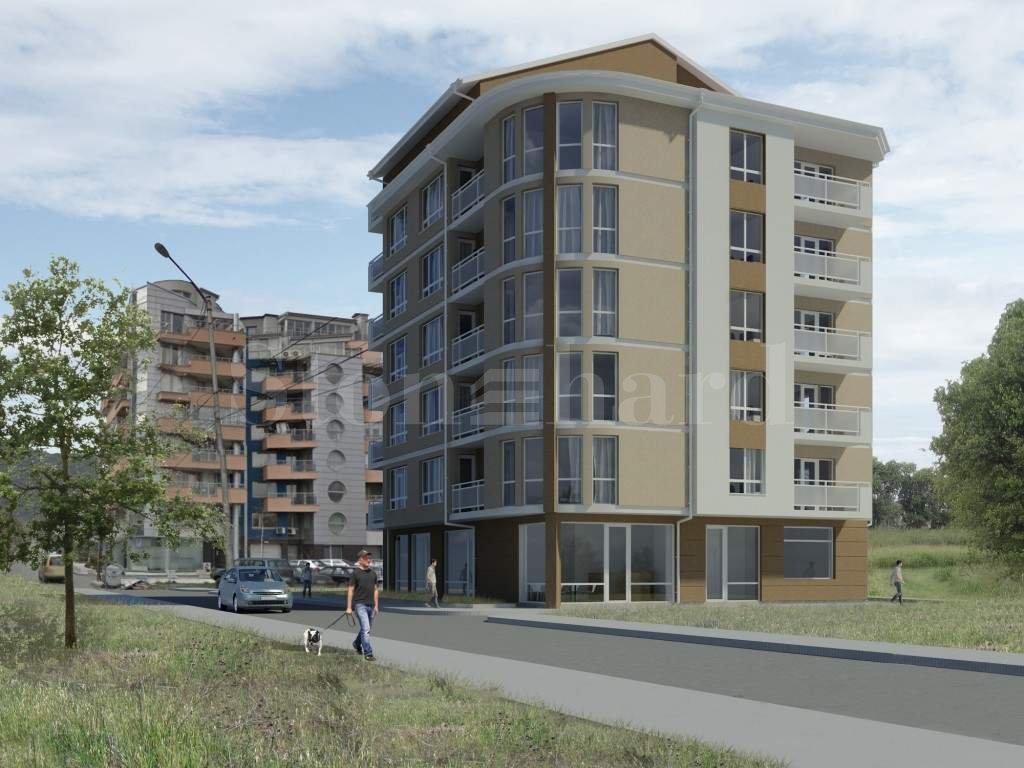 Модерна нова жилищна сграда в кв. Дианабад1 - Stonehard