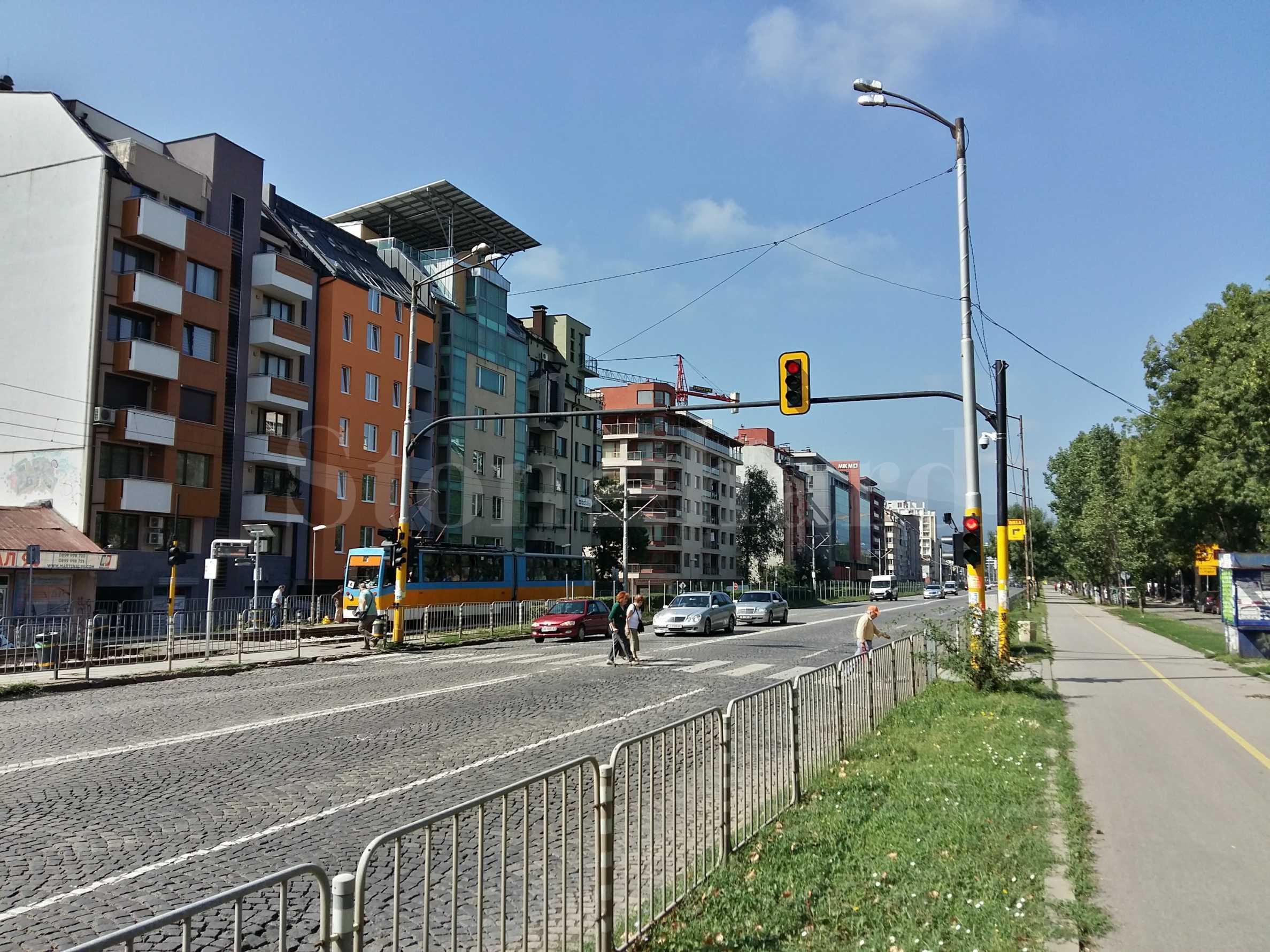 Нова жилищна сграда до бъдеща метростанция, кв. Хиподрума2 - Stonehard
