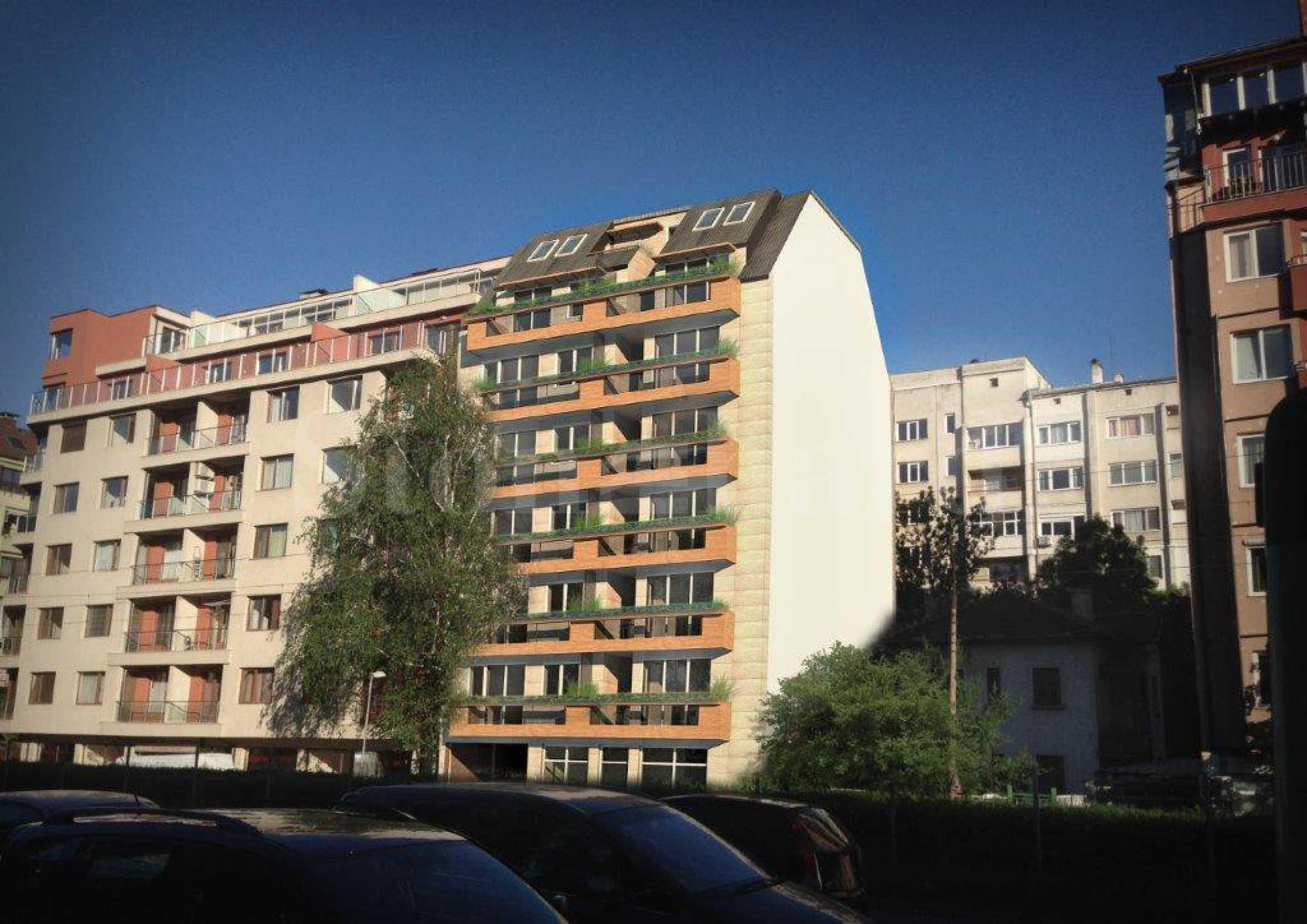 Нова жилищна сграда до бъдеща метростанция, кв. Хиподрума1 - Stonehard