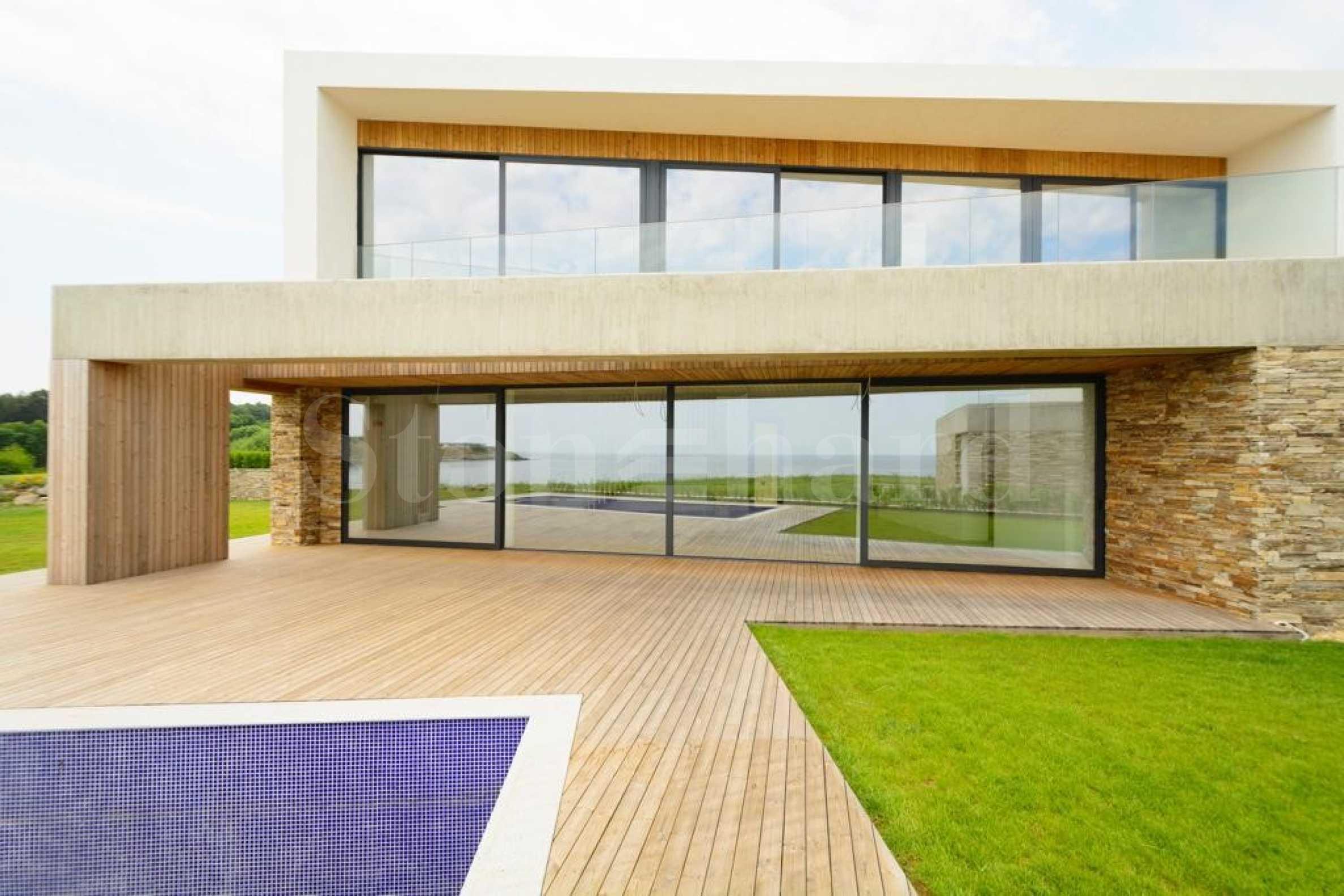 Turn-key villa on the beach in a quiet area near Lozenets2 - Stonehard
