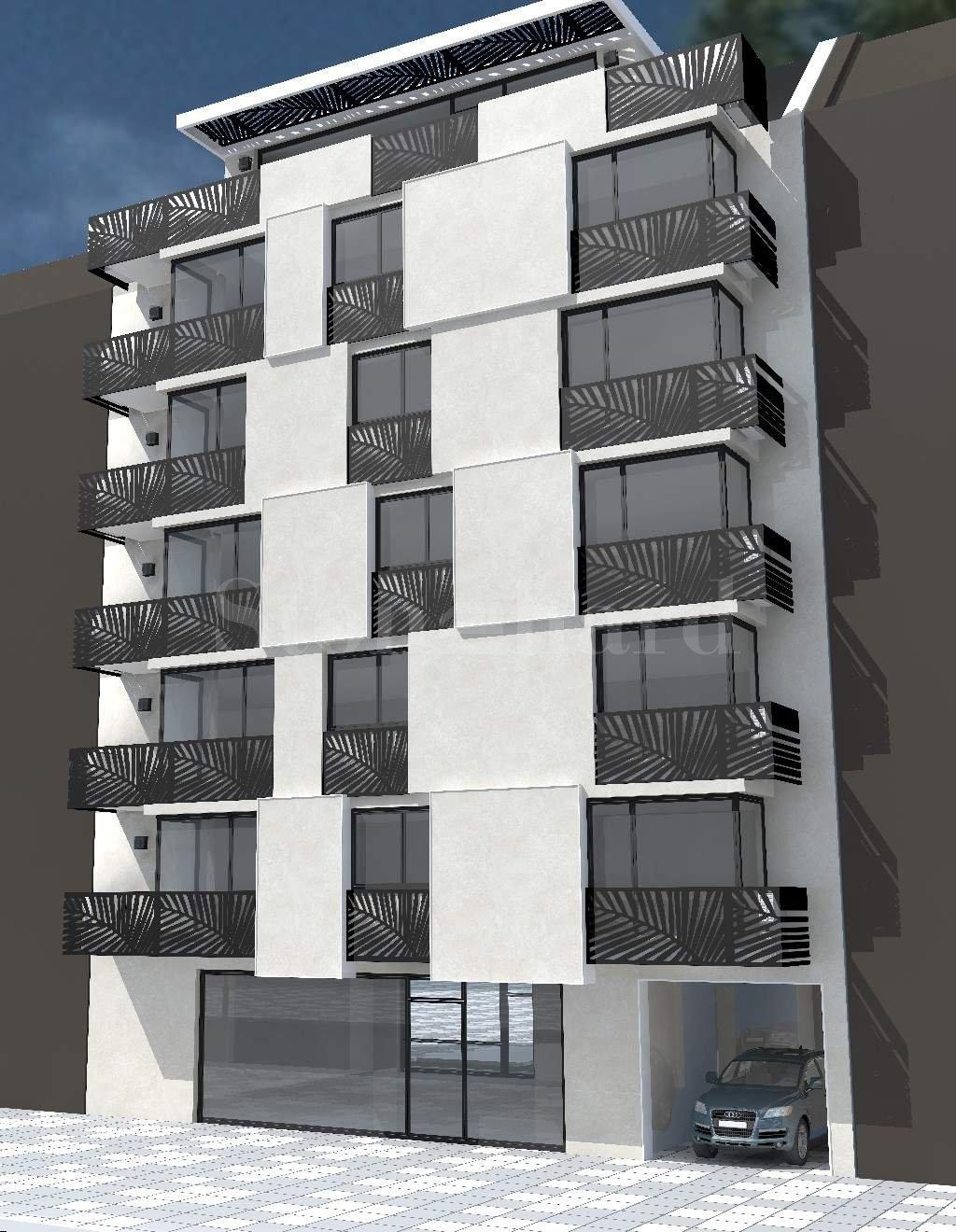 Хубава жилищна сграда в кв. Надежда1 - Stonehard