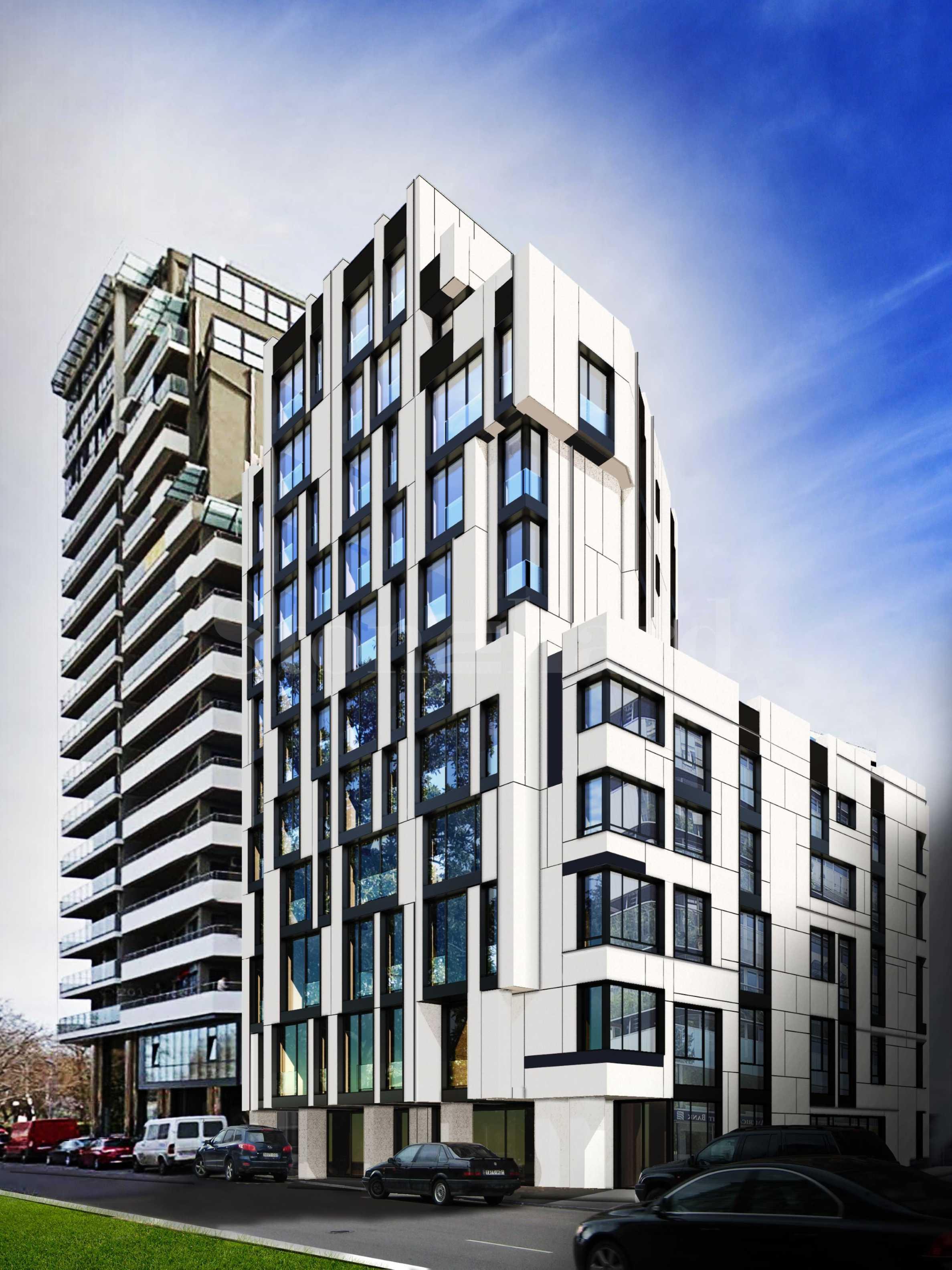 Новопостроена сграда с елитни апартаменти, г. Бургас1 - Stonehard