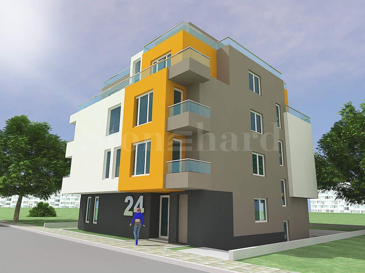 Жилищна сграда с апартаменти до Мол Парадайз Център  2 - Stonehard