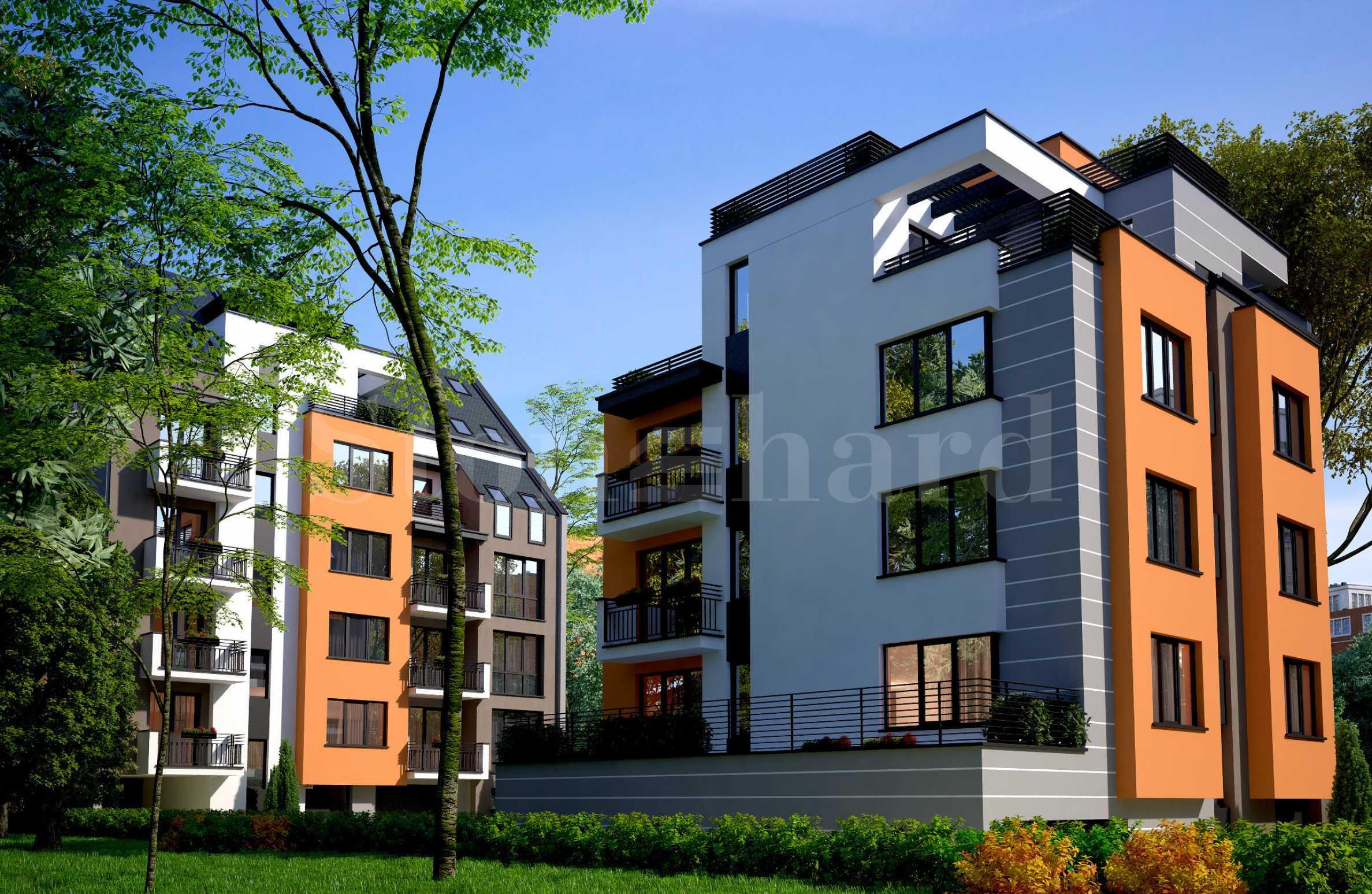 Comfort Residence - Lyulin Center1 - Stonehard