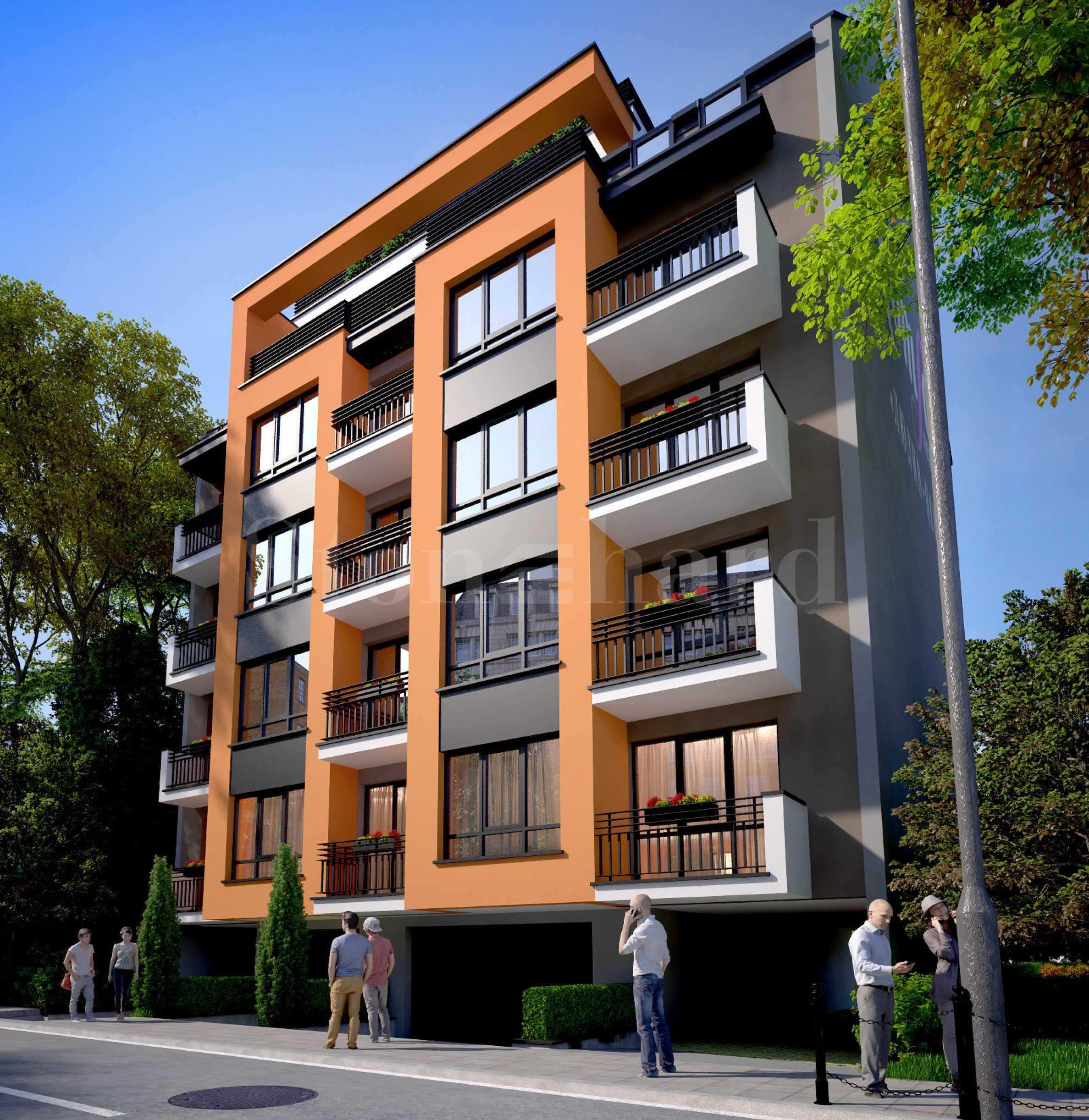 Comfort Residence - Lyulin Center2 - Stonehard