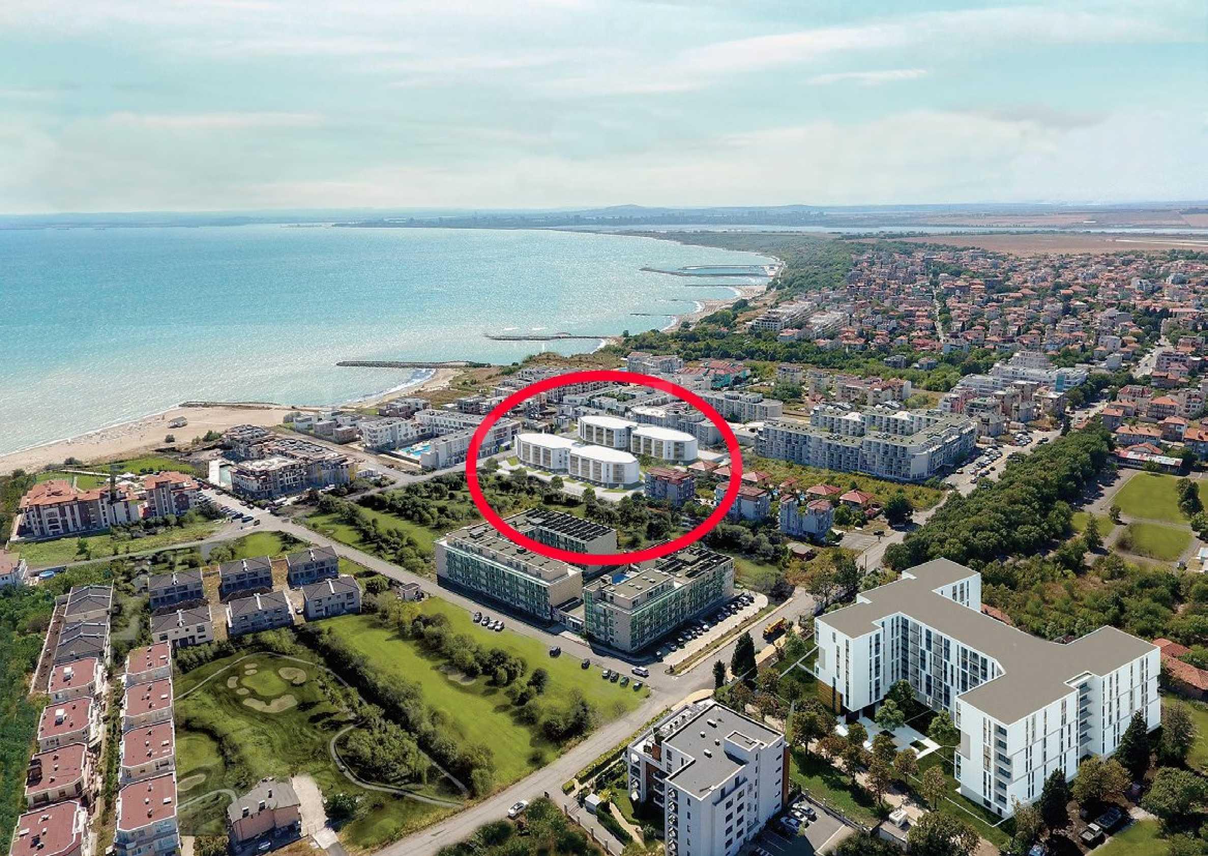 Модерен комплекс с комфортни апартаменти на 100 метра от плажа2 - Stonehard