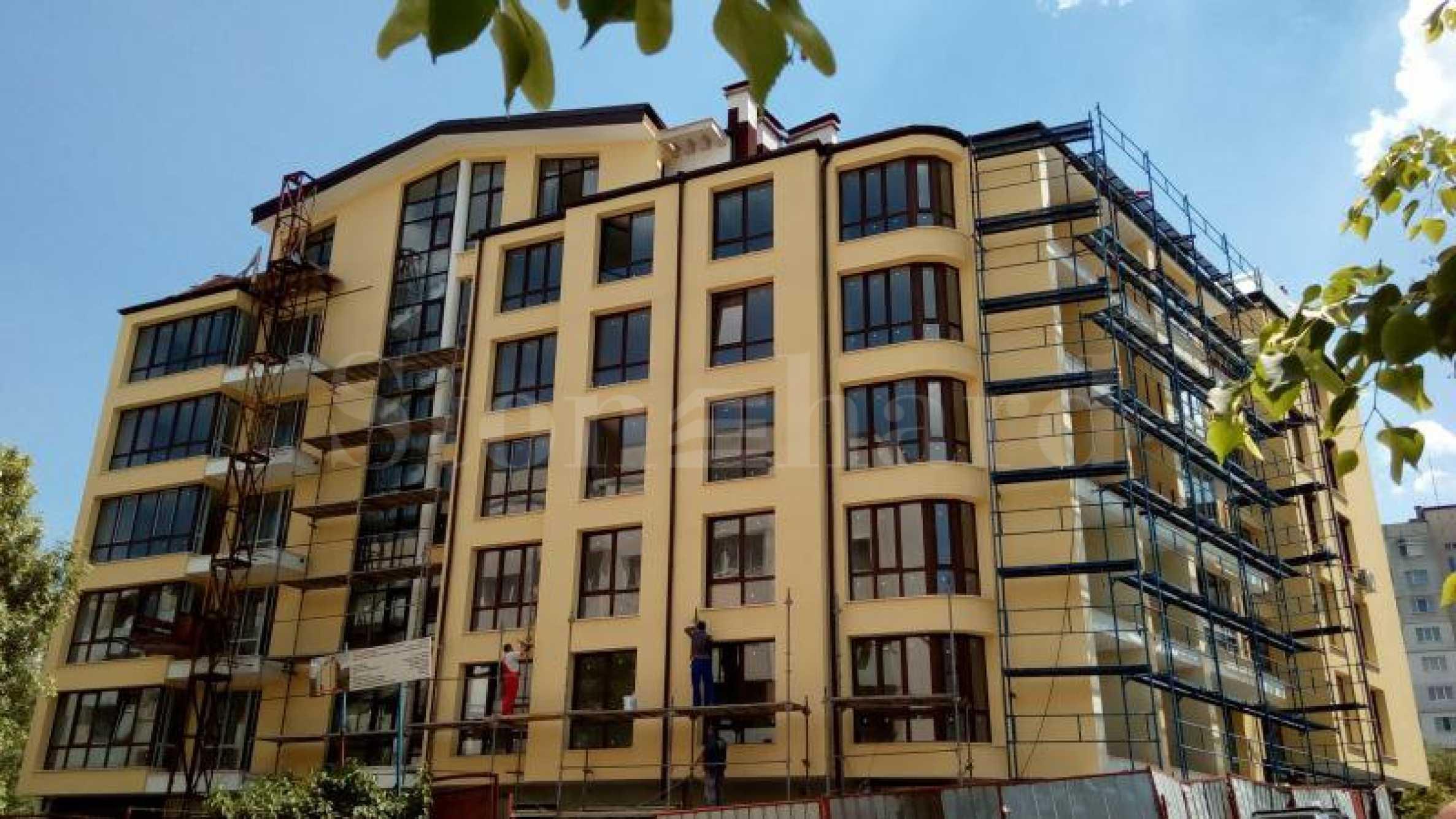 Последни апартаменти в нова жилищна сграда до училище и бъдеща метростанция, на цени от 800€/кв.м.!1 - Stonehard