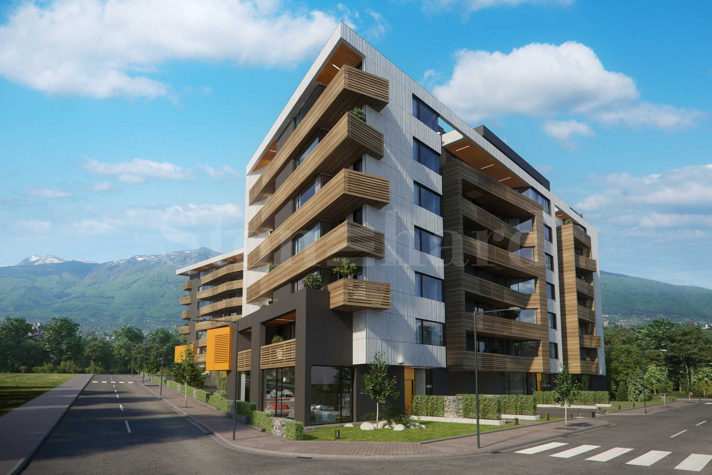 Exclusive apartments in a new residential complex, Sofia city1 - Stonehard