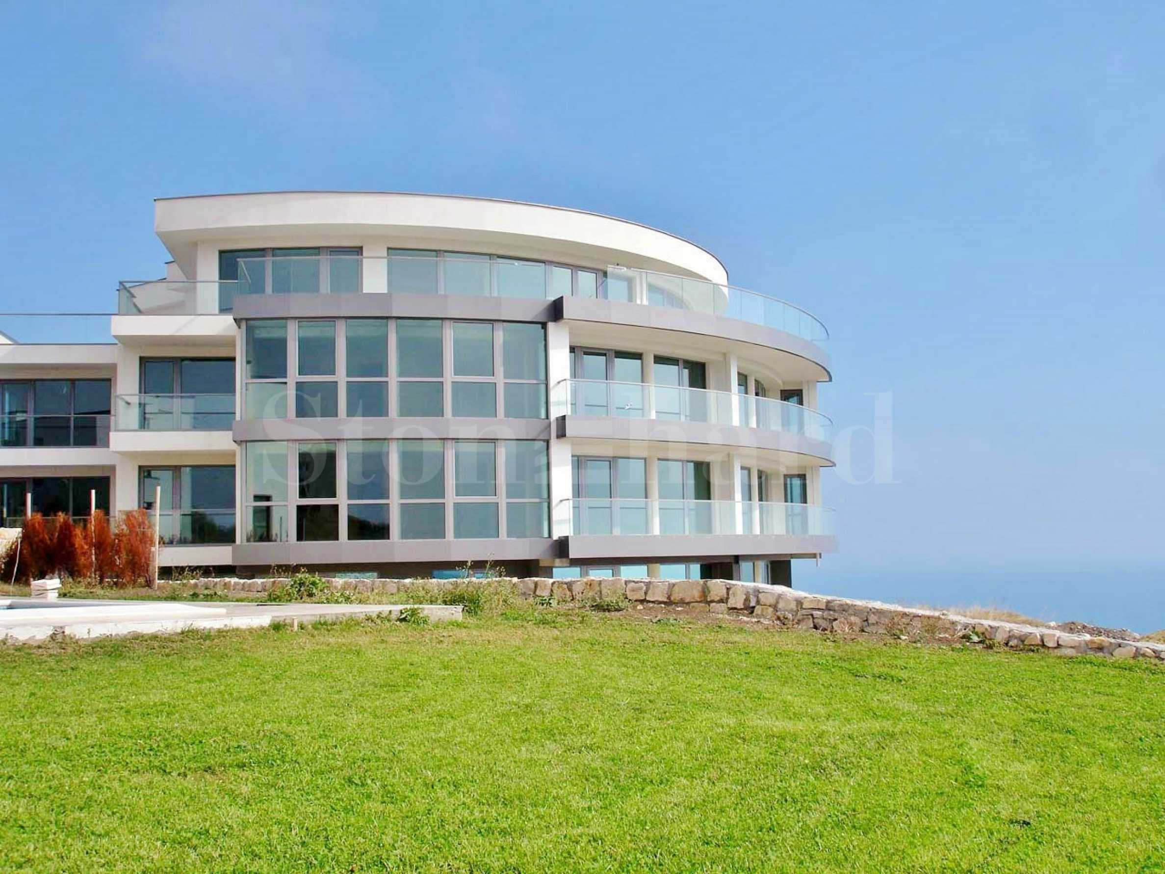 Luxury residence with stunning sea panorama2 - Stonehard