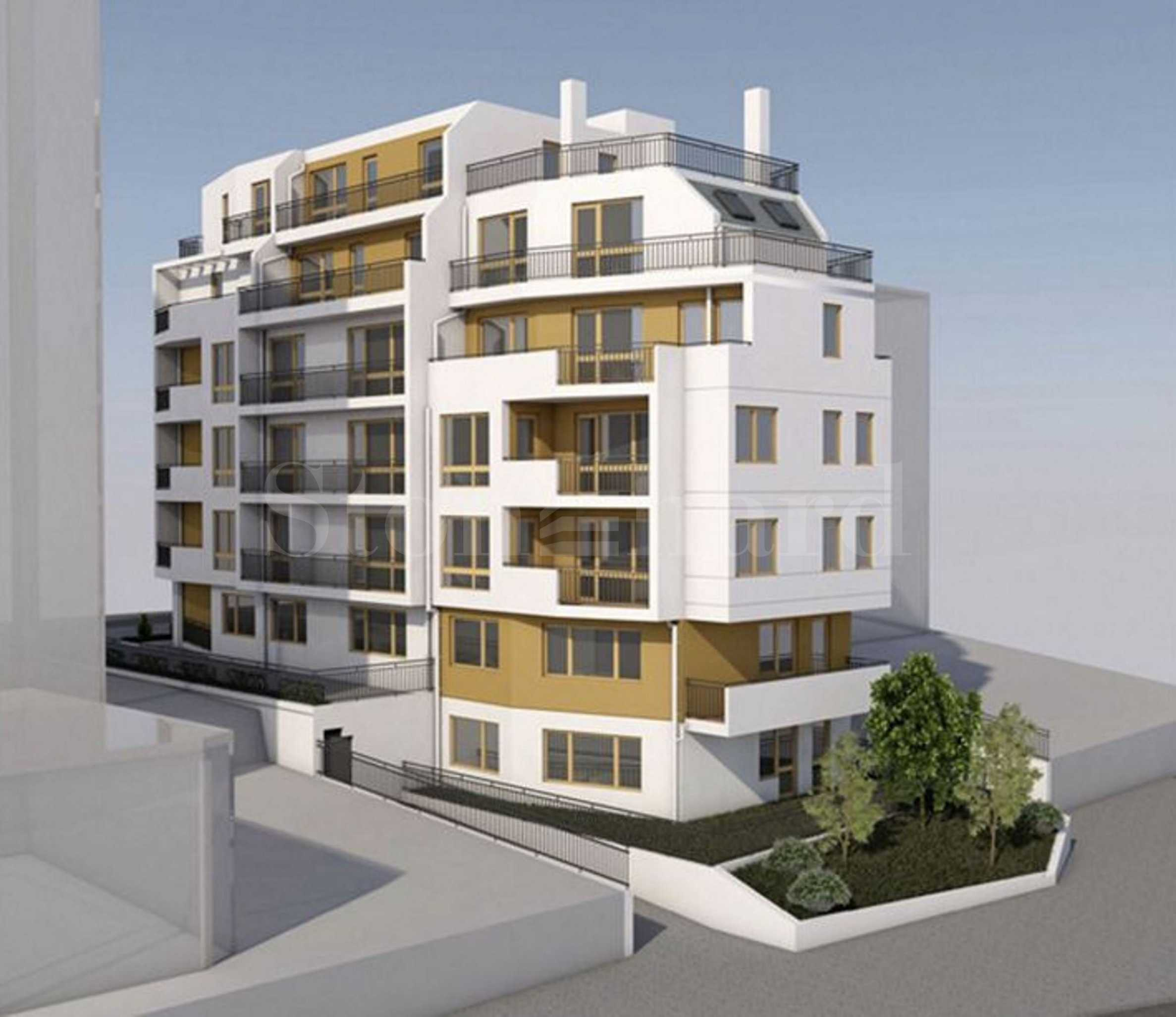 Newly built contemporary building in the best neighborhood of Burgas1 - Stonehard