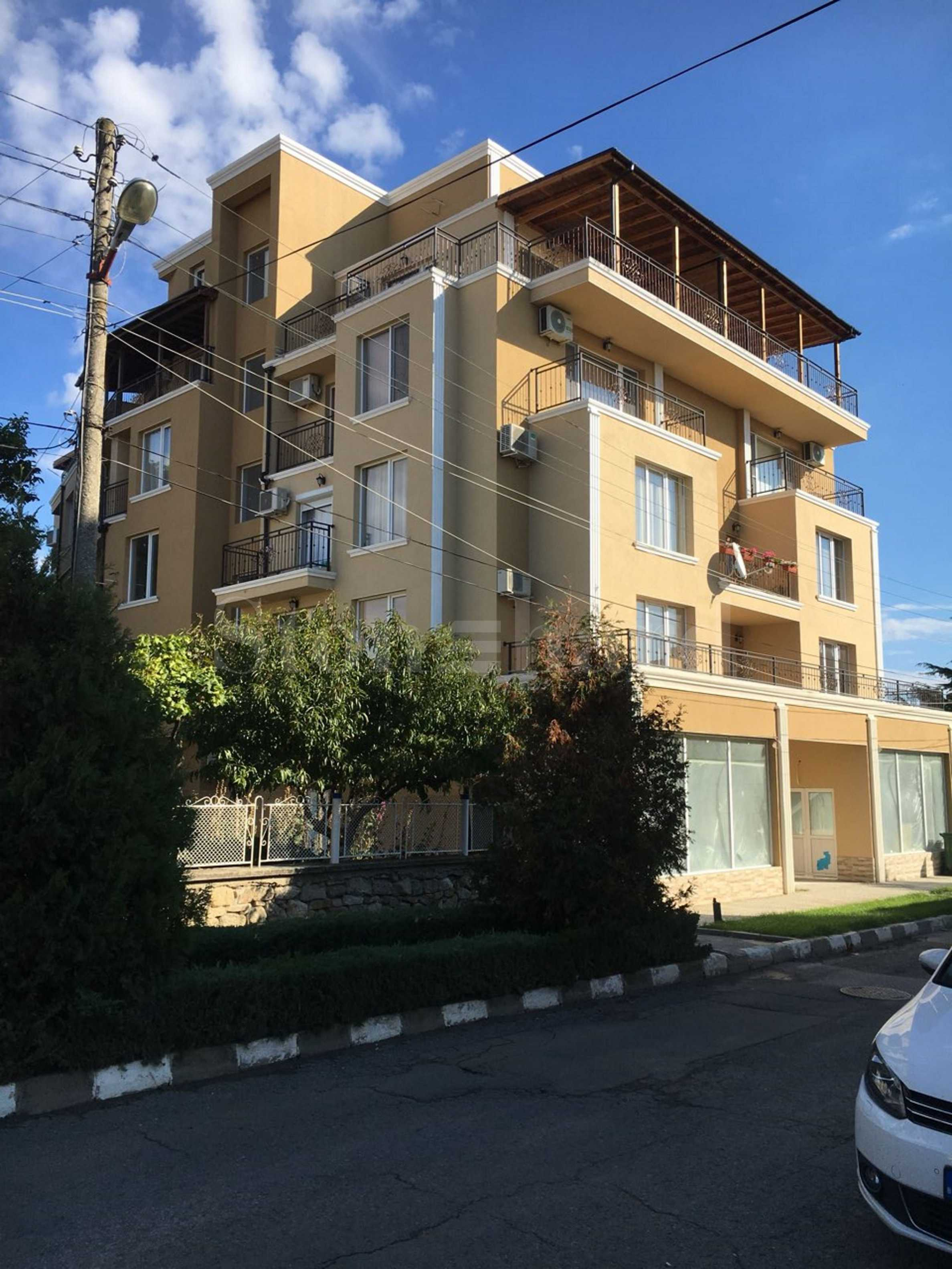 Studio apartments in a new building in Ravda near Nessebar1 - Stonehard