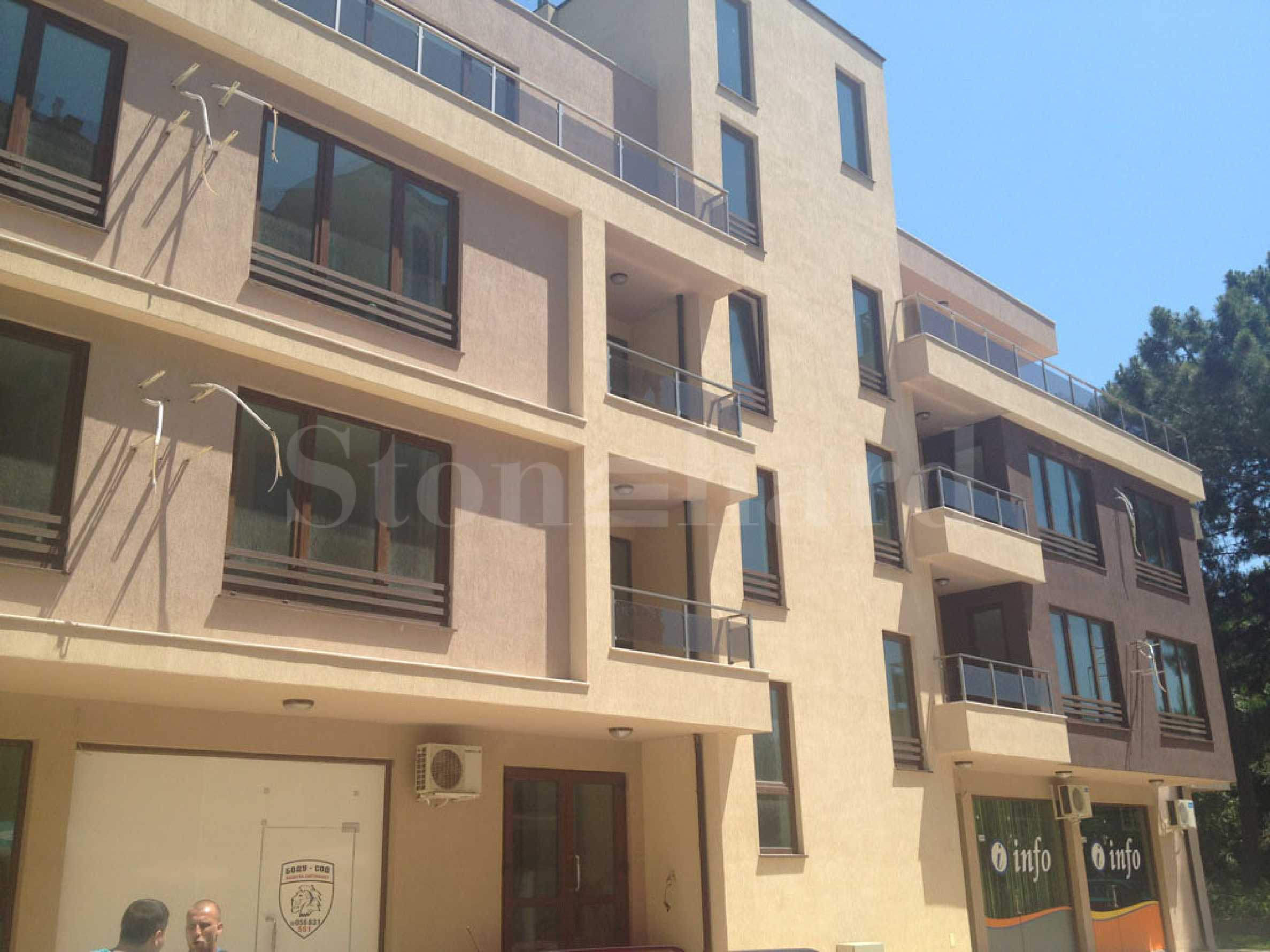 Нов жилищен комплекс от апартаменти близо до плажа в Слънчев бряг2 - Stonehard