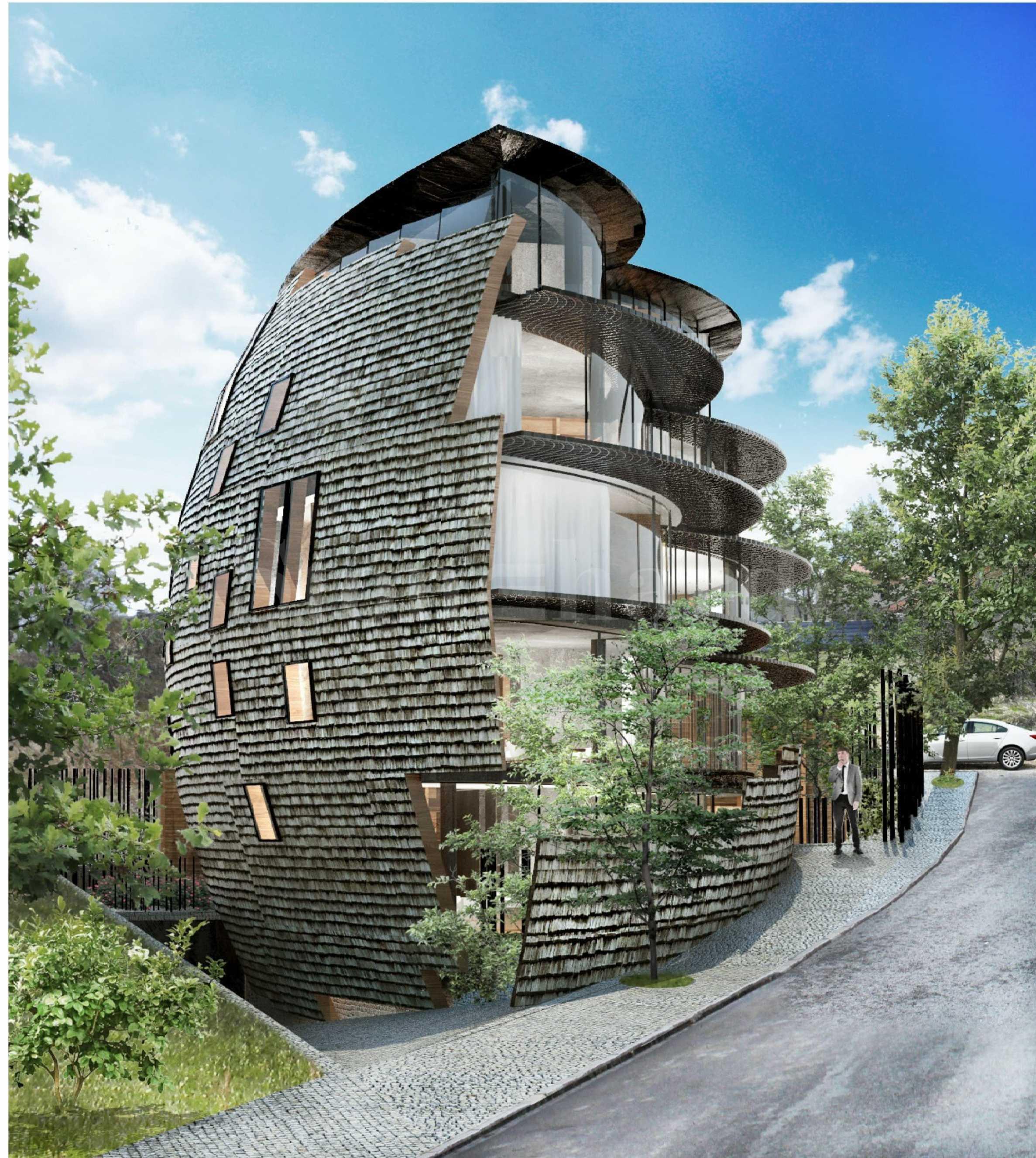 Единствена по рода си бутикова сграда Енергиен Клас А в кв. Бояна2 - Stonehard