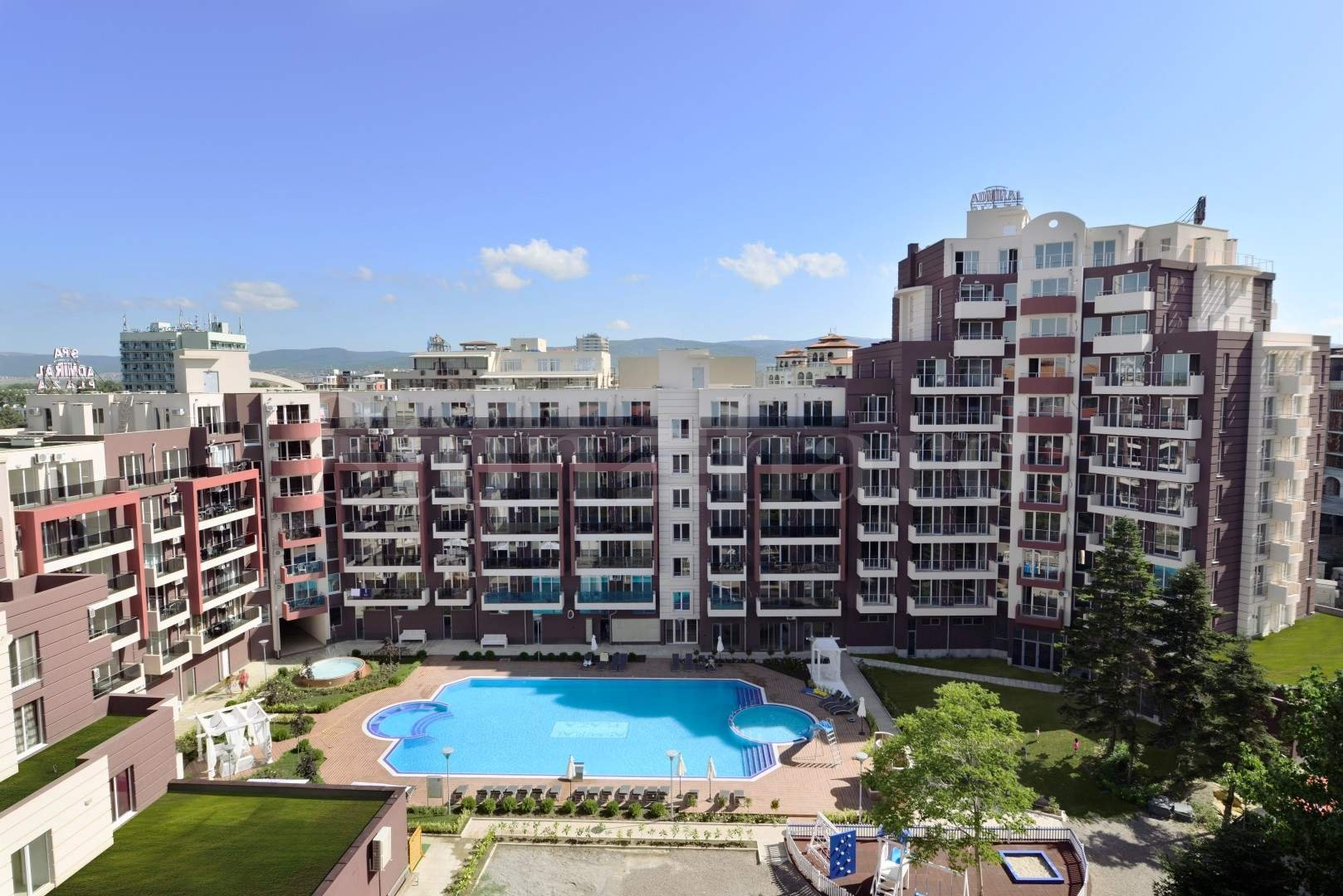 New modern complex in Sunny Beach seaside resort1 - Stonehard