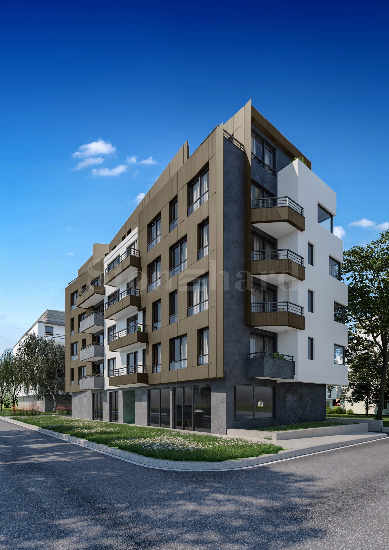 Новострояща се жилищна сграда до Софийска духовна семинария и спирка на градския транспорт2 - Stonehard