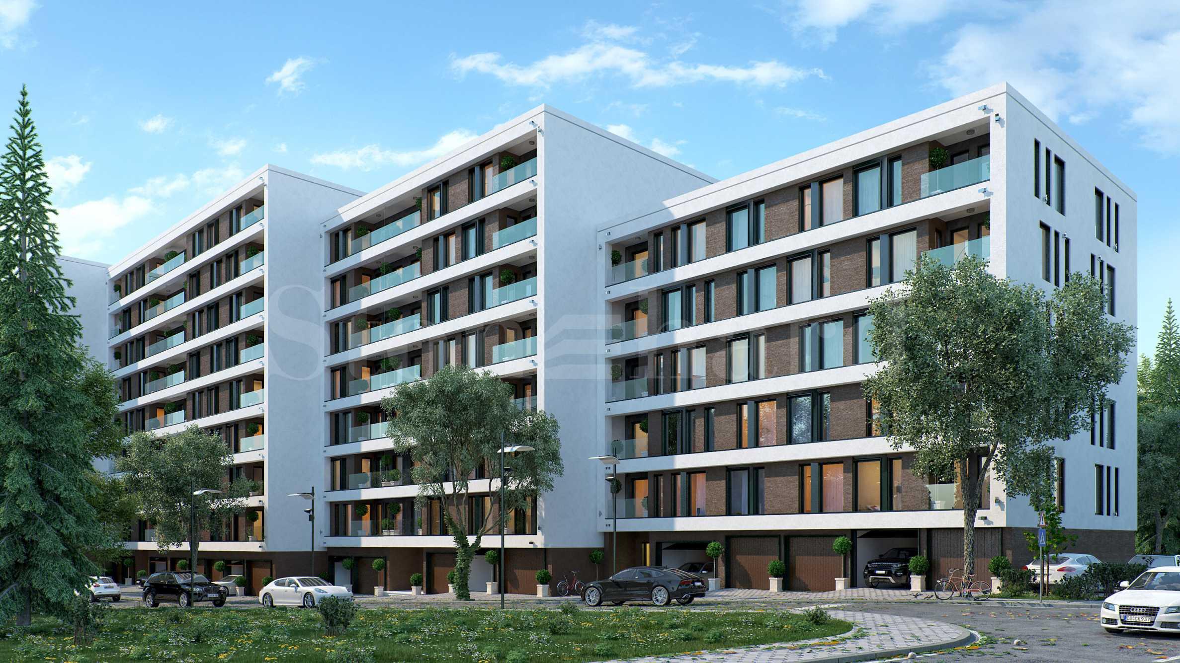 Жилищен комплекс Comfort Residence – Симеоновско1 - Stonehard