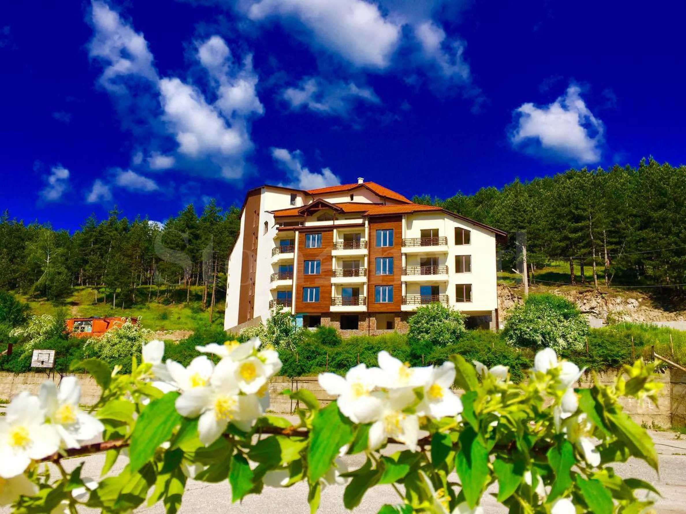 2-bedroom apartments in a new building in Velingrad famous SPA resort 1 - Stonehard