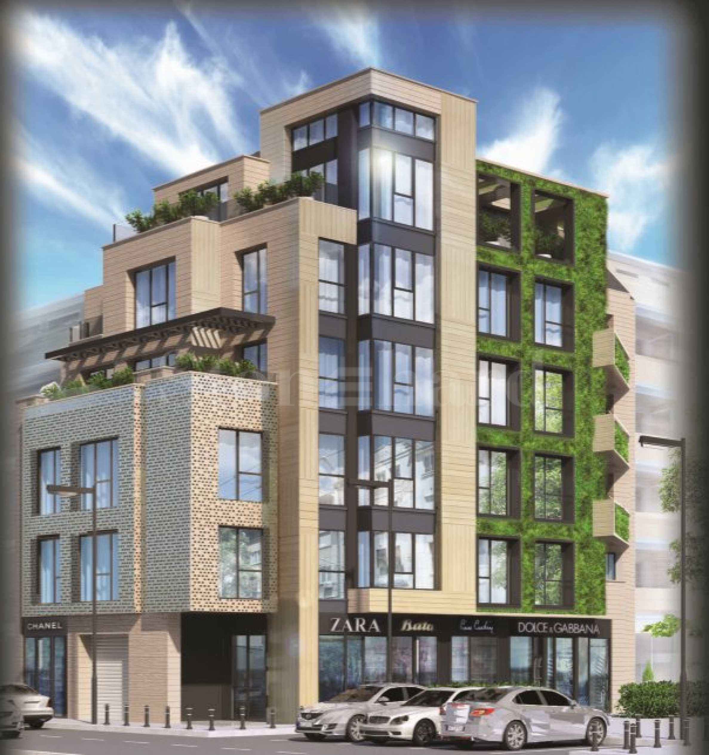 New five-storey residential building in the center of Burgas1 - Stonehard