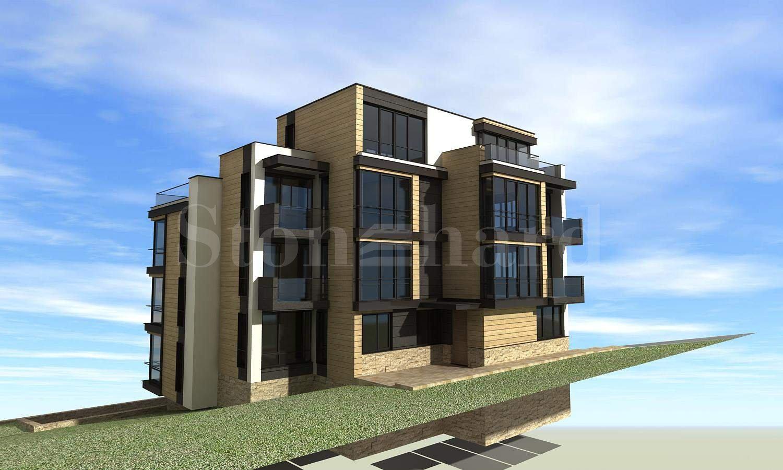 Апараменти в новостроящ се жилищен комплекс до Резиденция