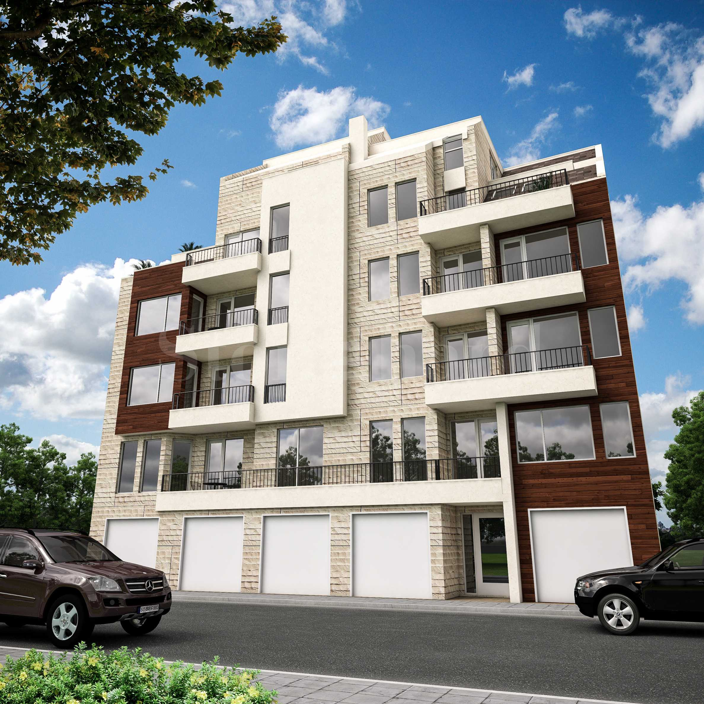 New 5-storey building with functional apartments near the center of Burgas2 - Stonehard