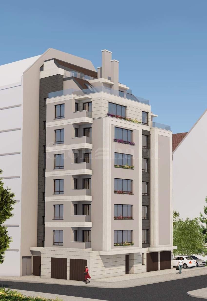 Жилищна сграда с малък брой апартаменти в близост до Военномедицинска Академия2 - Stonehard