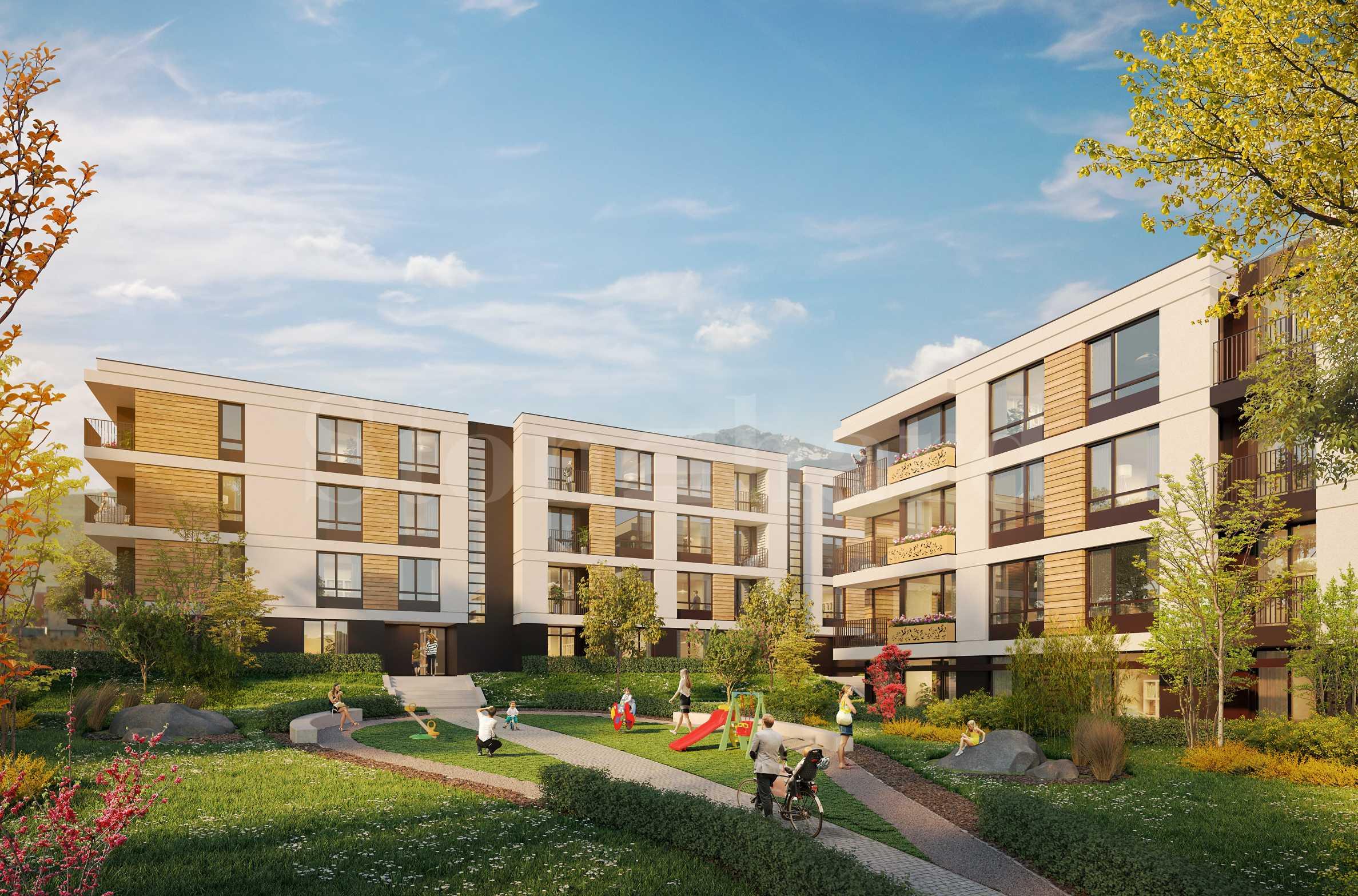 Нов жилищен комплекс от затворен тип с топ локация1 - Stonehard