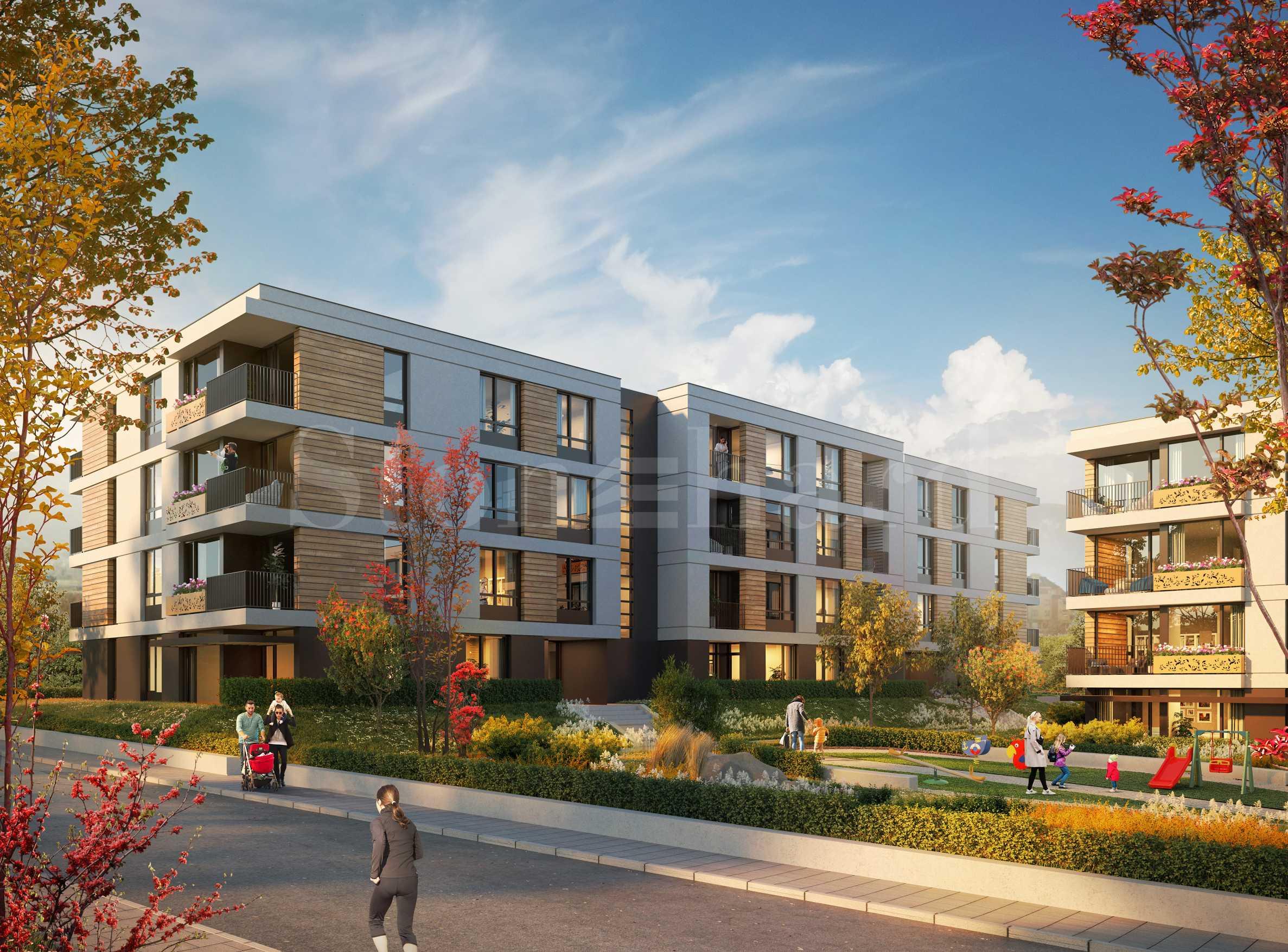Нов жилищен комплекс от затворен тип с топ локация2 - Stonehard