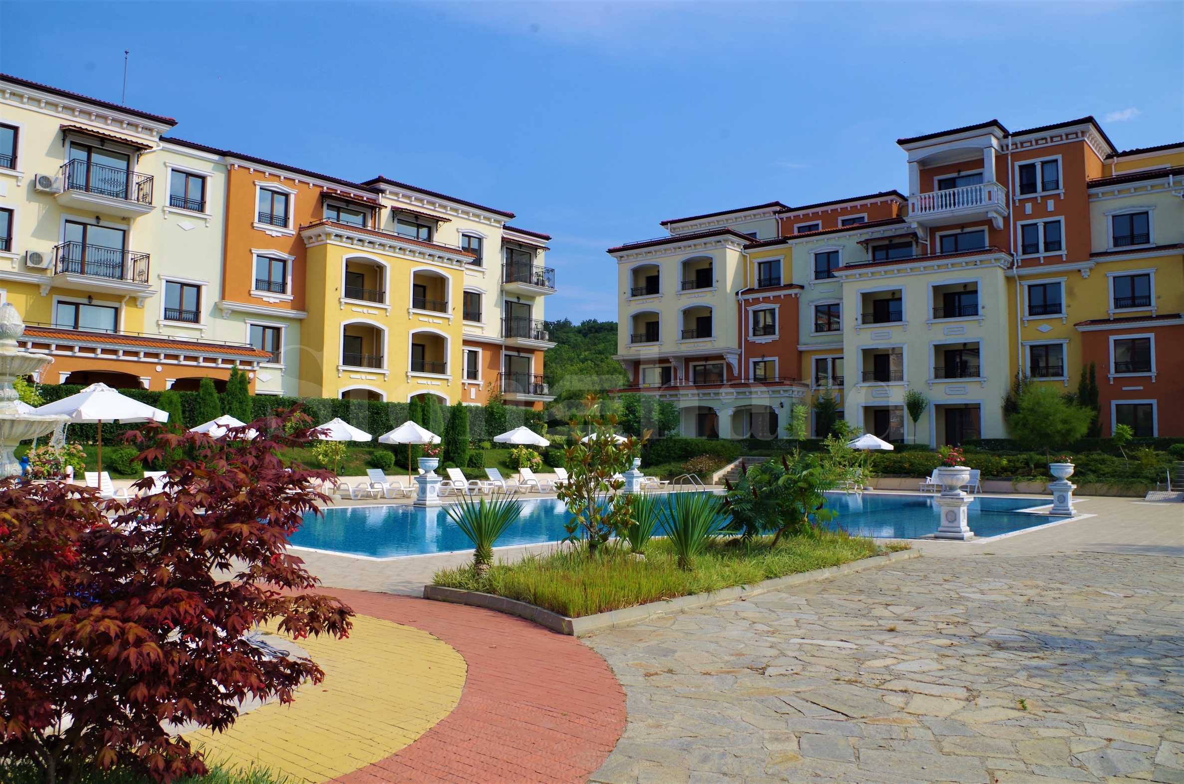 Lily Beach - splendid, built in Italian style complex near Kavatsi beach1 - Stonehard