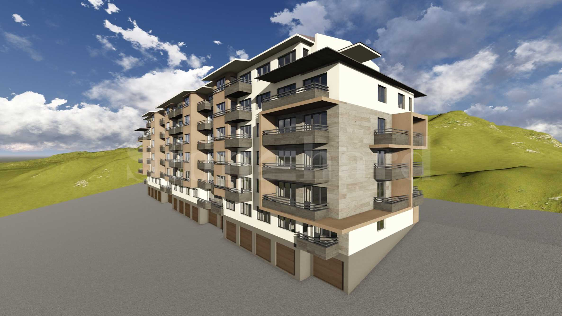 Luxury residential complex consisting of three buildings with easy access to the center2 - Stonehard