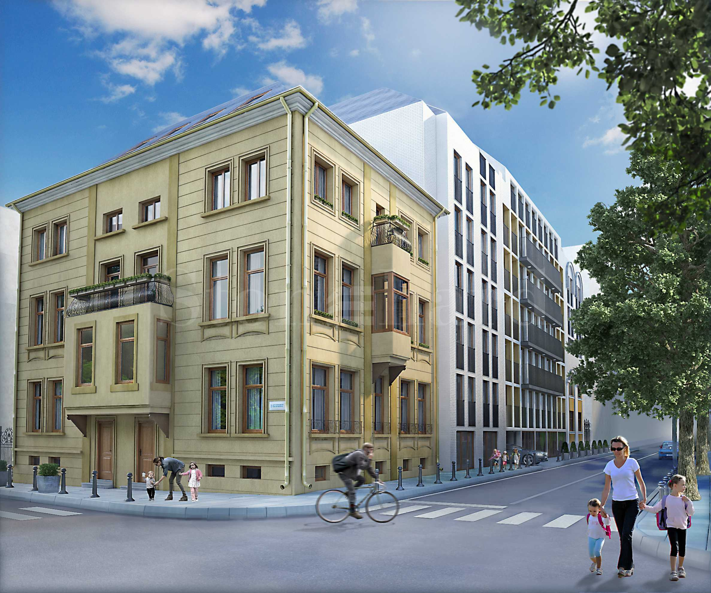 Apartments new construction in the center of Varna, Bulgaria2 - Stonehard