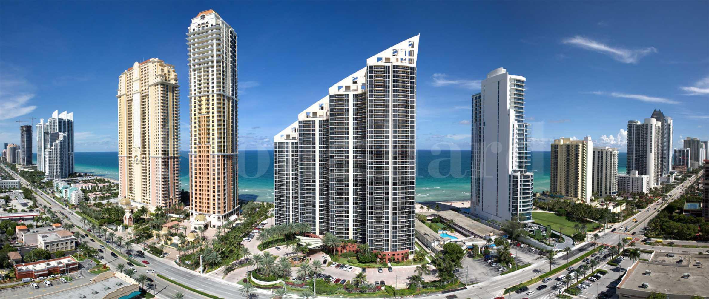 Аurorа, new boutique residential building, Miami 1 - Stonehard