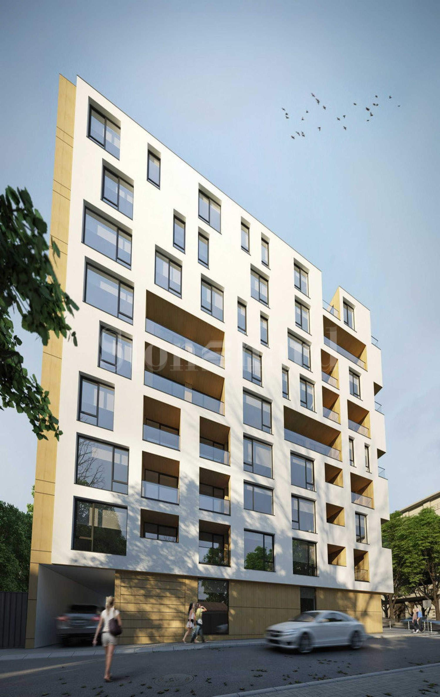 Limited number of spacious apartments in the city center1 - Stonehard