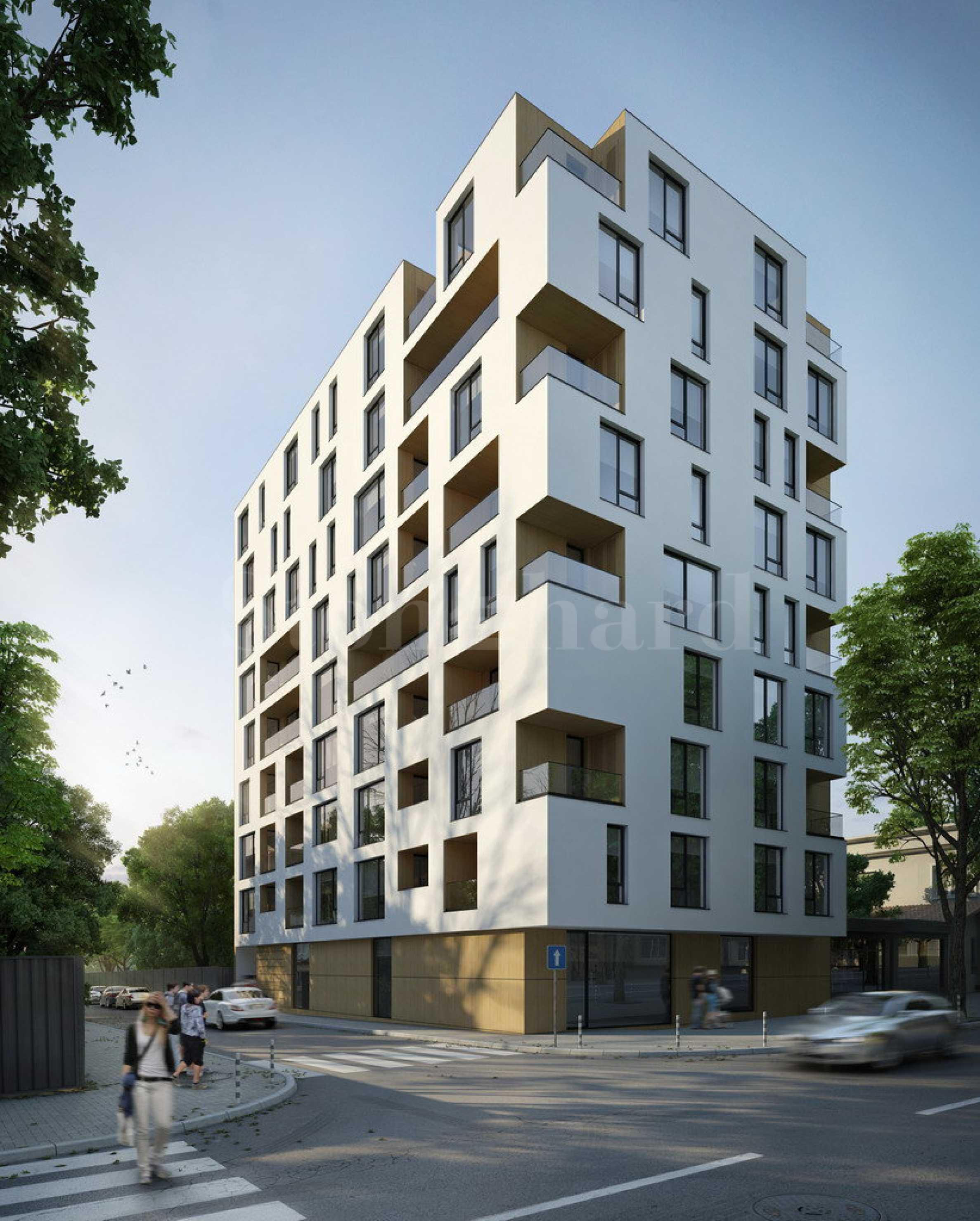 Лимитиран брой просторни апартаменти до Катедралата1 - Stonehard