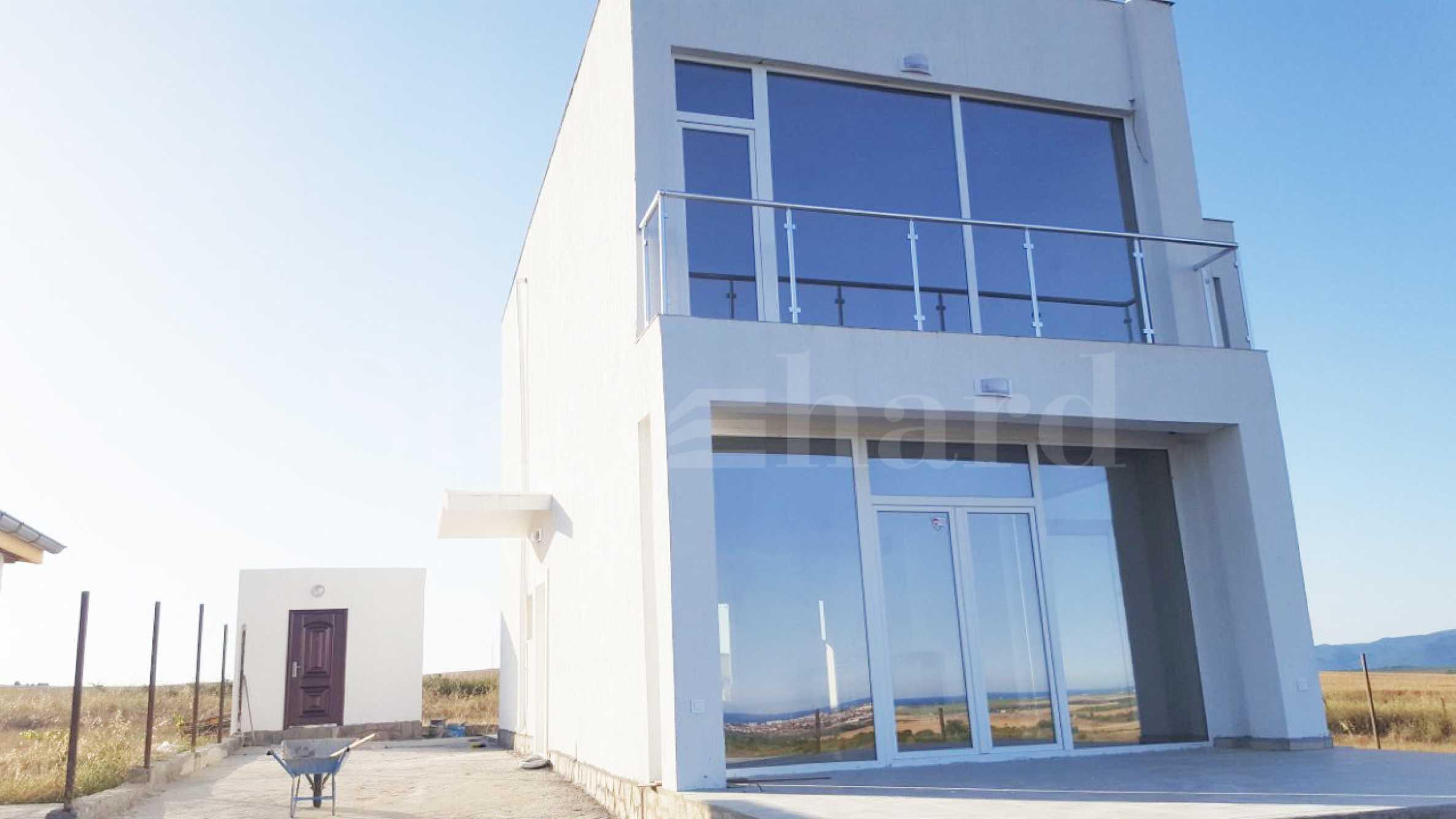 Съвременна или традиционна вила в нов комплекс в Каблешково2 - Stonehard