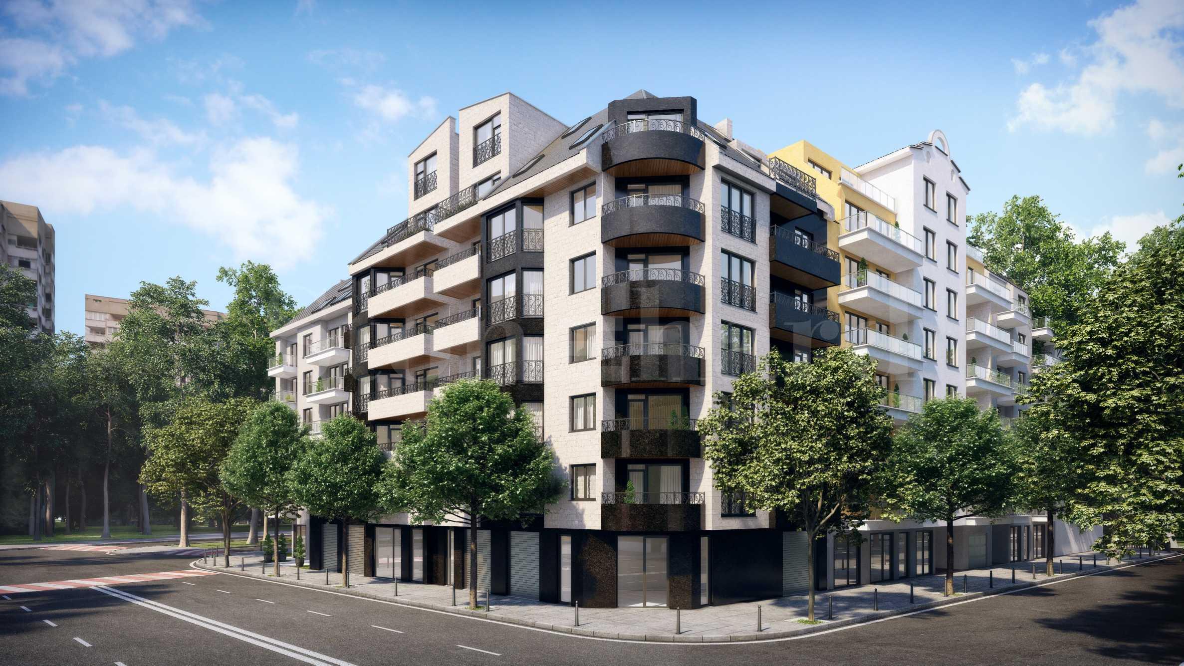 Последни нови апартаменти на атрактивни цени в хубав квартал1 - Stonehard