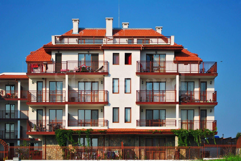 Апартаменти в готов целогодишен комплекс до два плажа2 - Stonehard