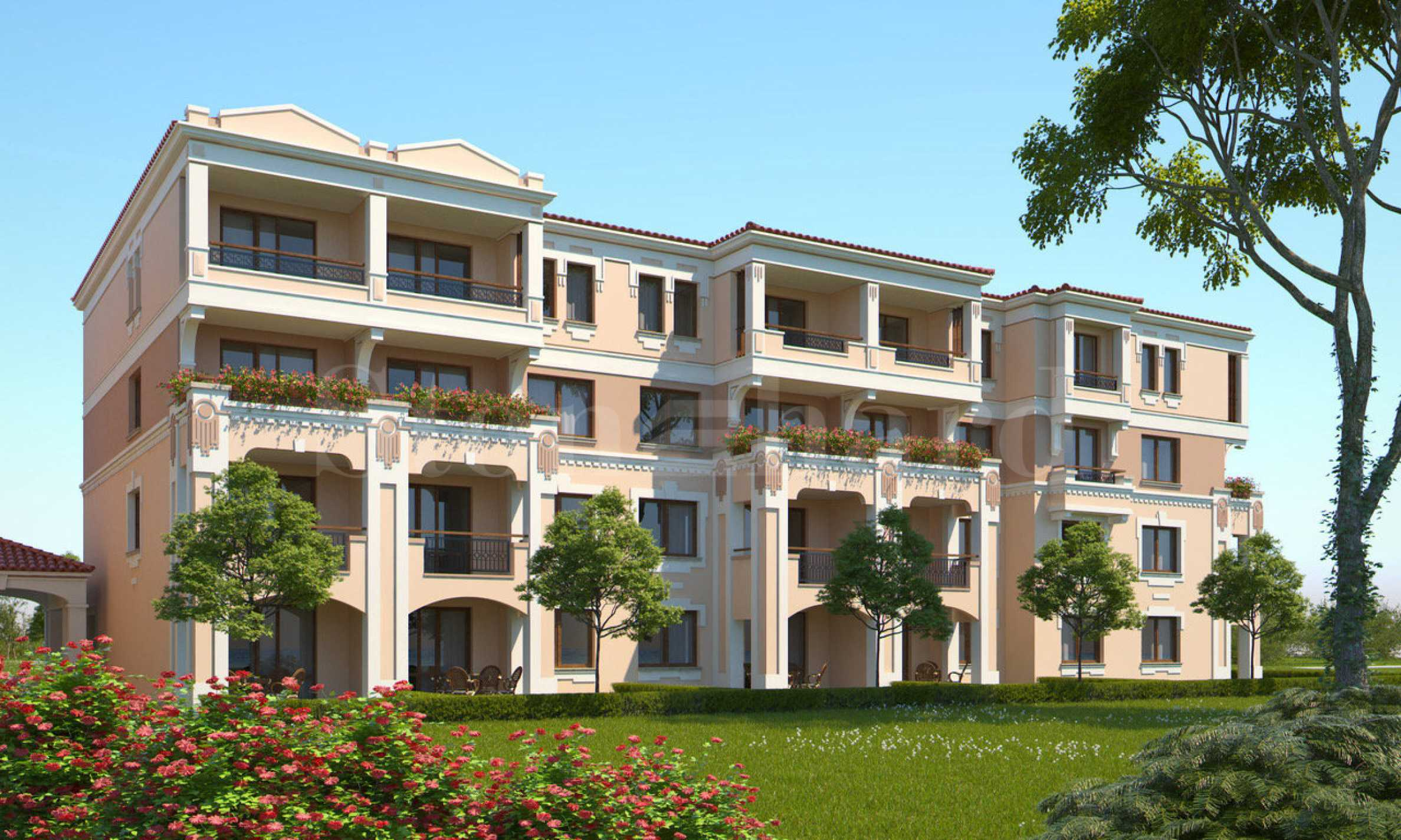 Apartments from the newest phase of premium complex near Sozopol1 - Stonehard