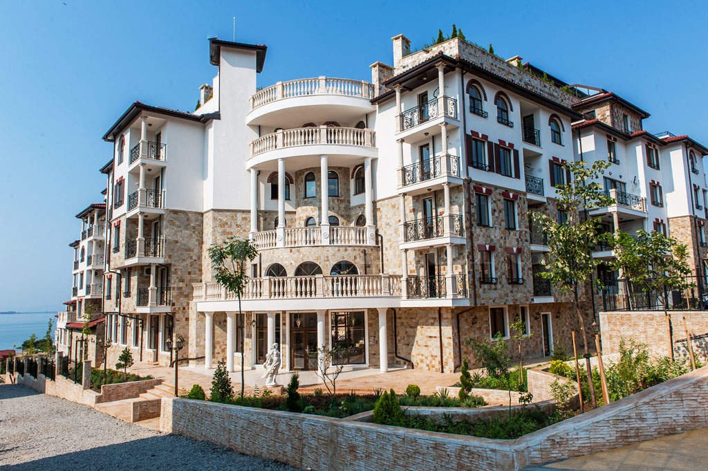 Apartment in Sveti Vlas1 - Stonehard