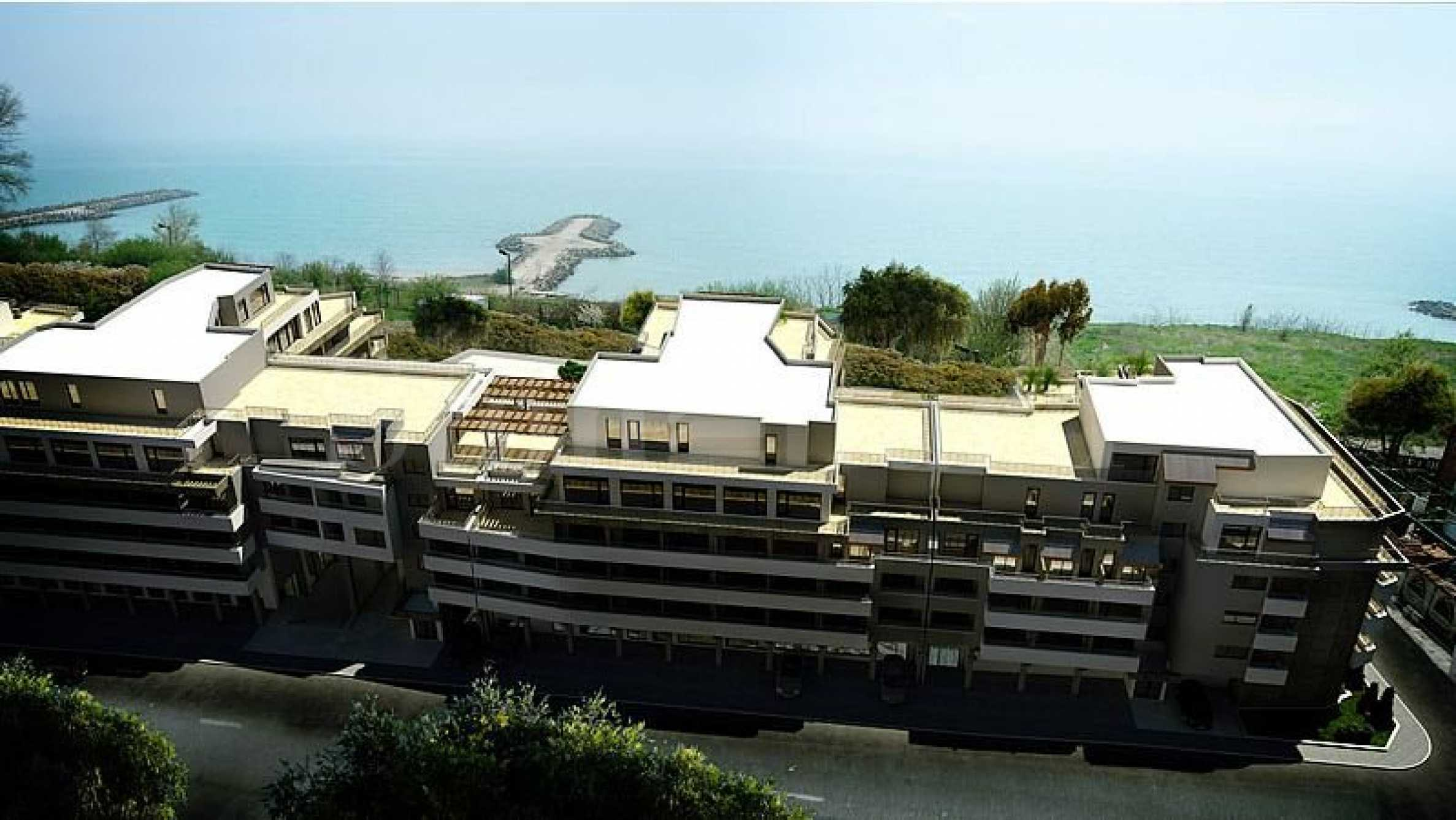 Апартаменти в новостроящ се комплекс на първа линия море в Сарафово2 - Stonehard