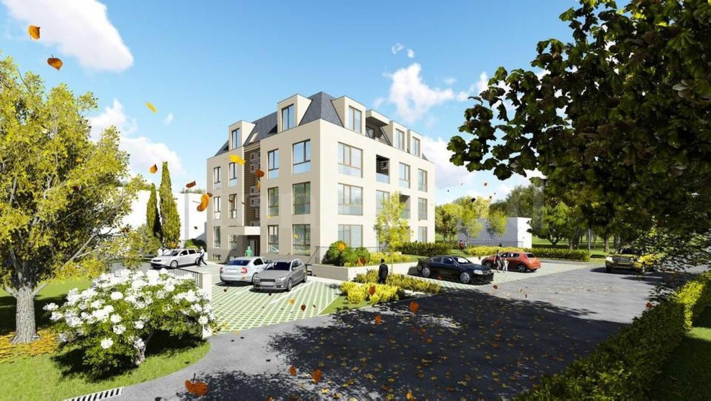 Апартаменти в новострояща се сграда на тихо място в кв. Бриз1 - Stonehard