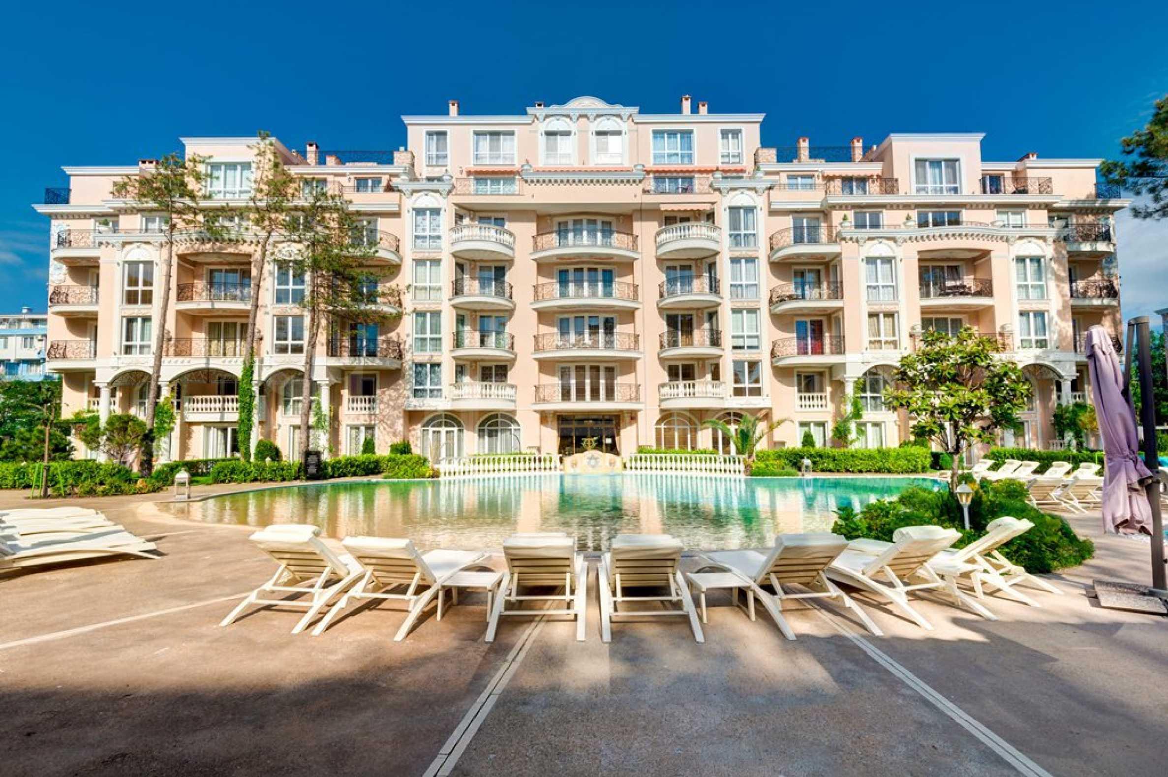 Последни апартаменти в луксозен комплекс на 200 м от плажа1 - Stonehard