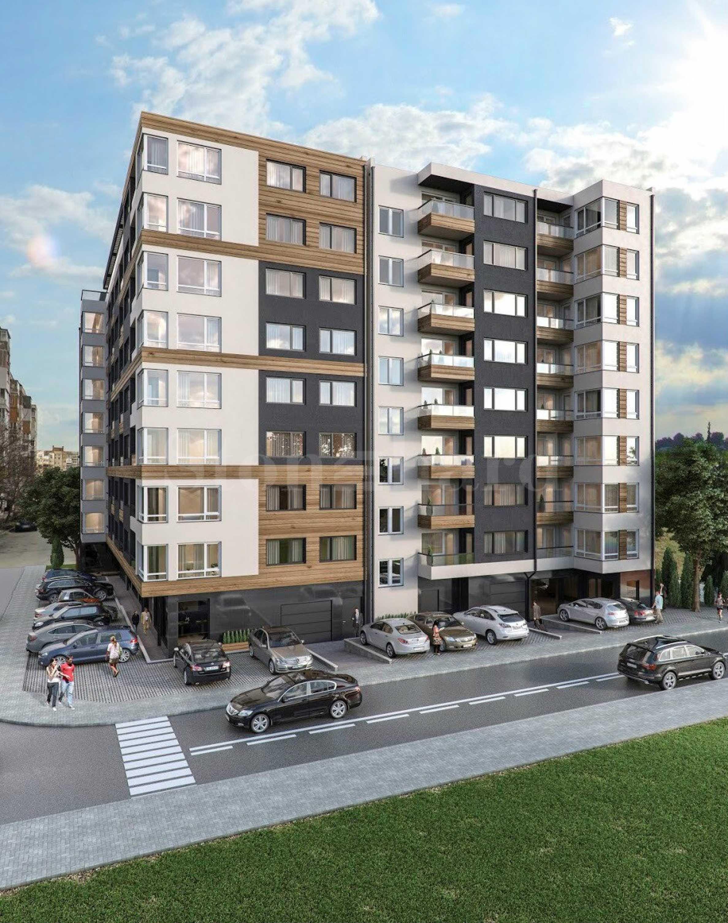 Нови апартаменти в жилищна сграда в ж.к. Кайсиева градина, Варна2 - Stonehard