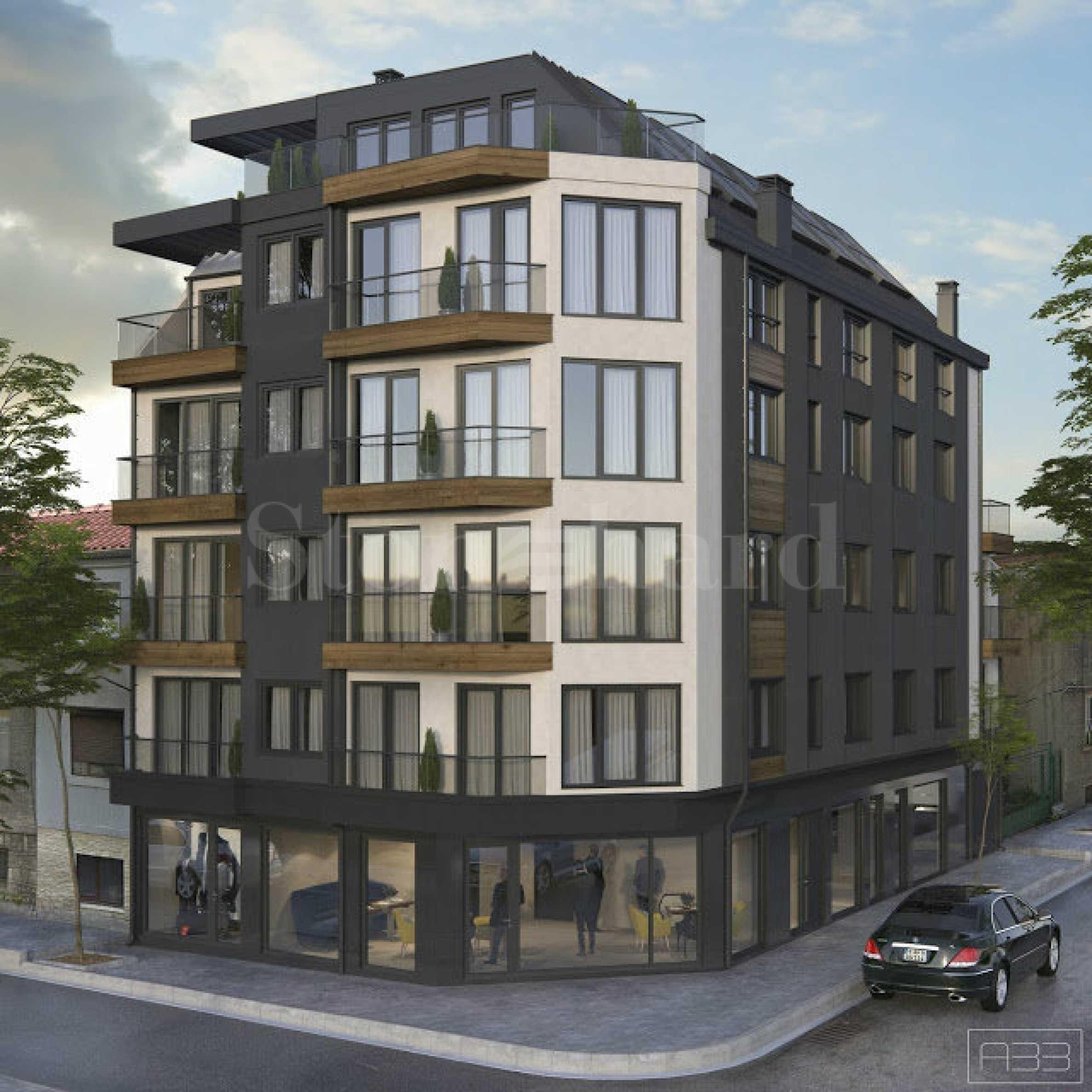 Апартаменти в нова жилищна сграда в идеалния център на Варна1 - Stonehard