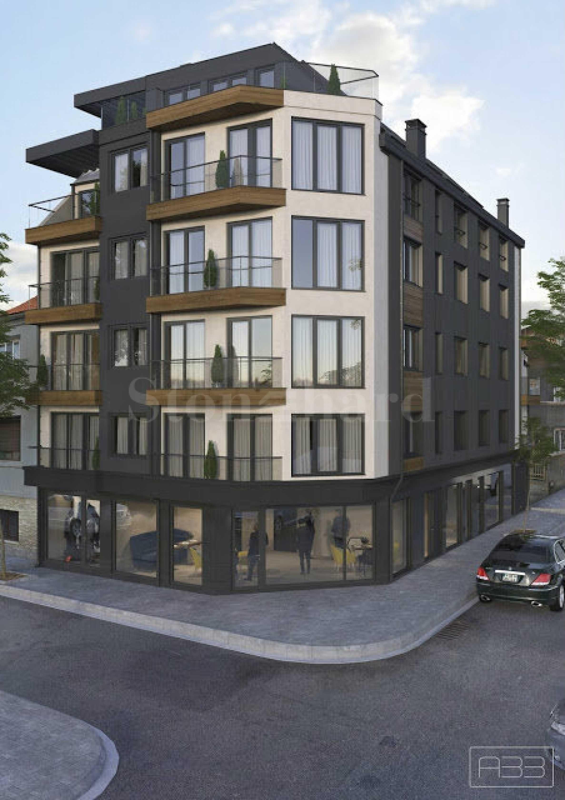 Апартаменти в нова жилищна сграда в идеалния център на Варна2 - Stonehard